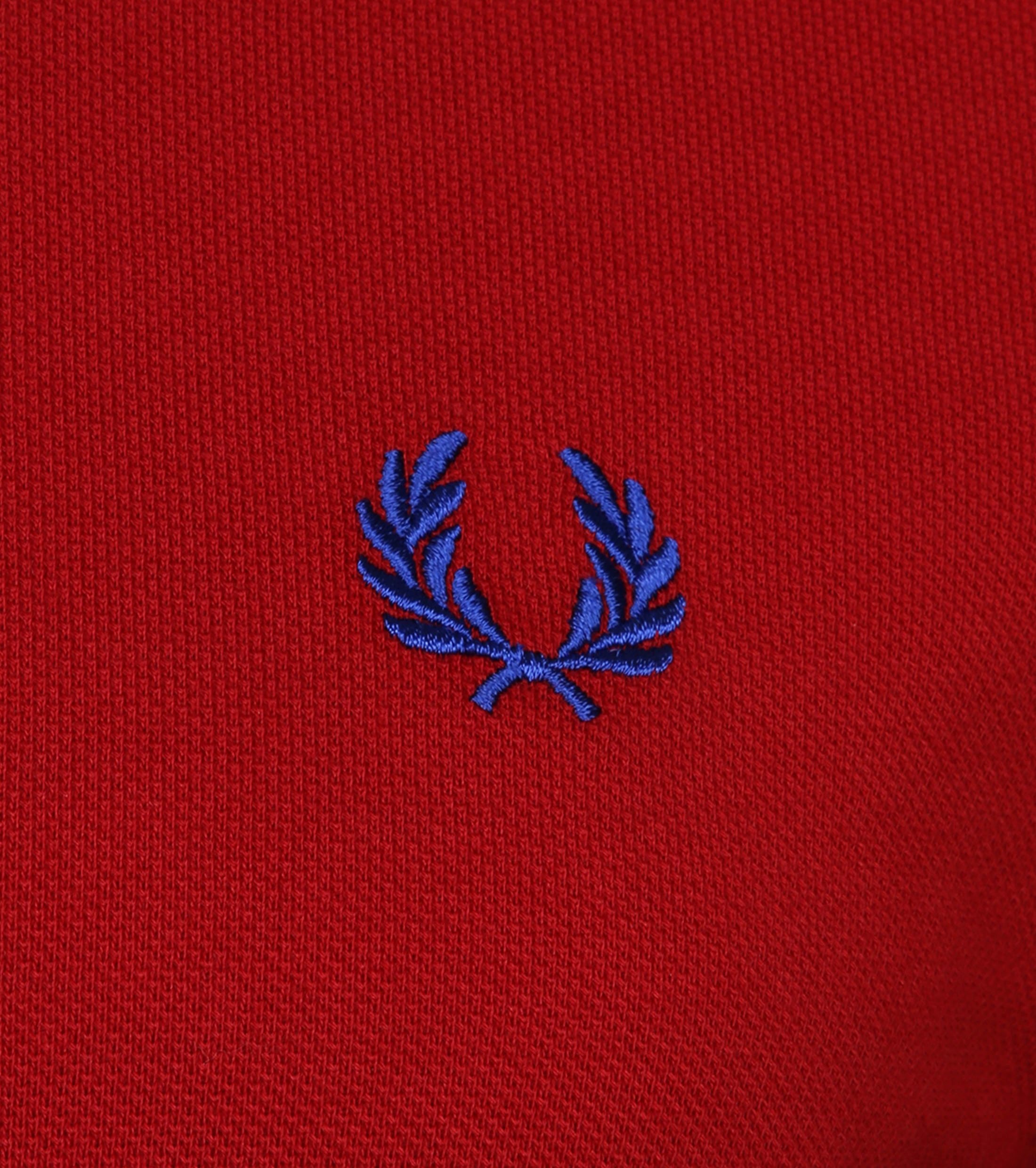 Fred Perry Polo M3600 Rood