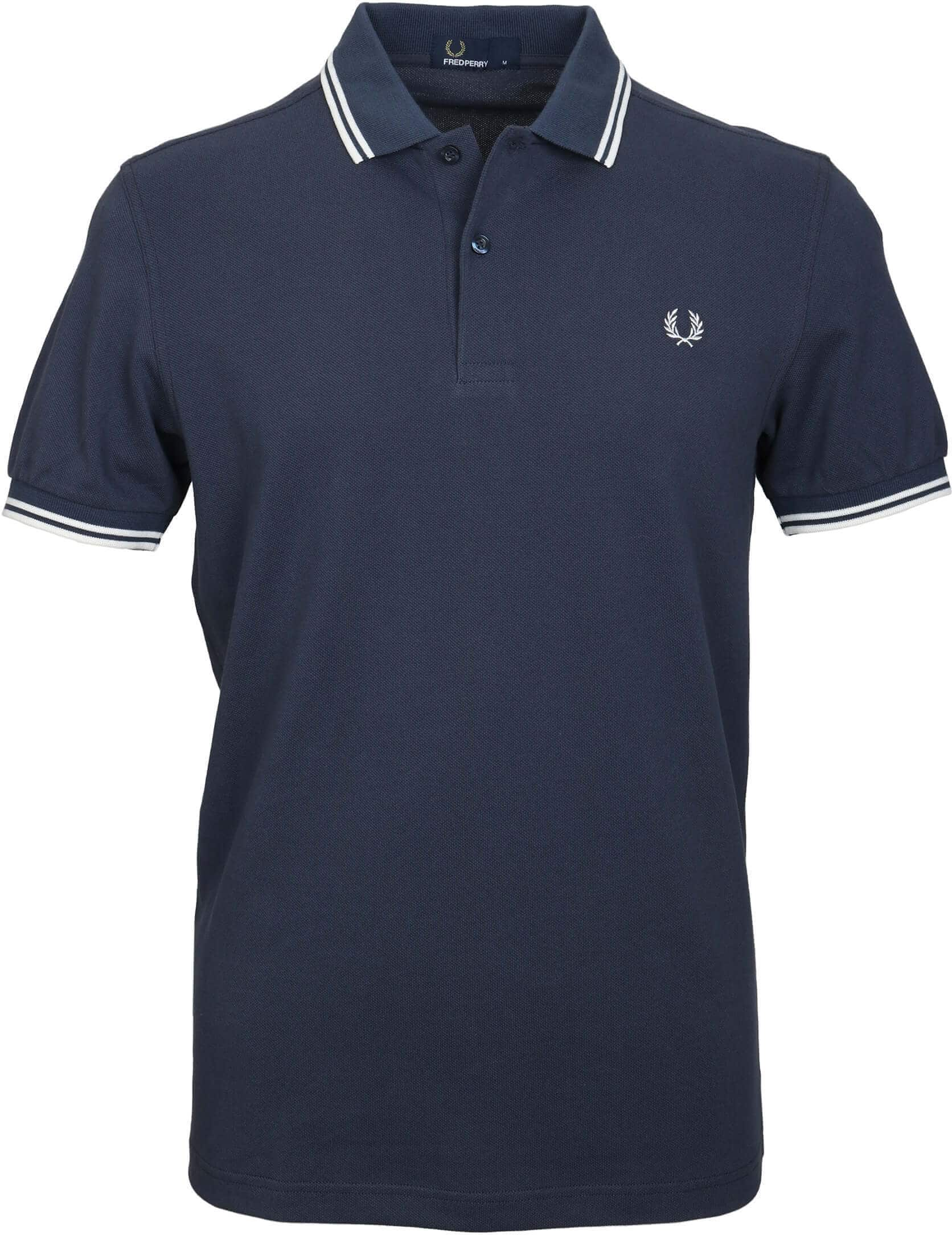 Fred Perry Polo Navy 278 foto 0