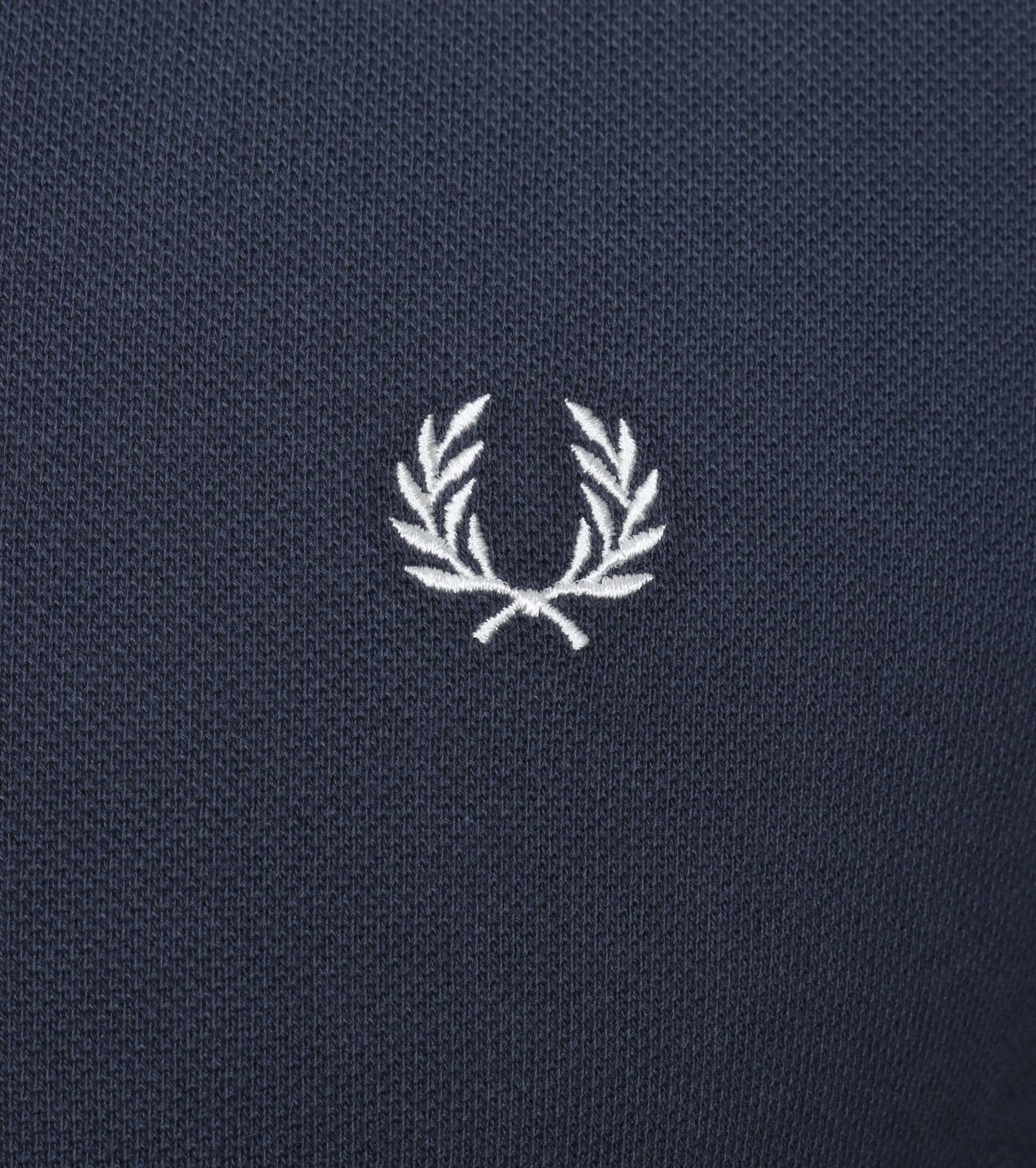 Fred Perry Polo Navy 278 foto 2