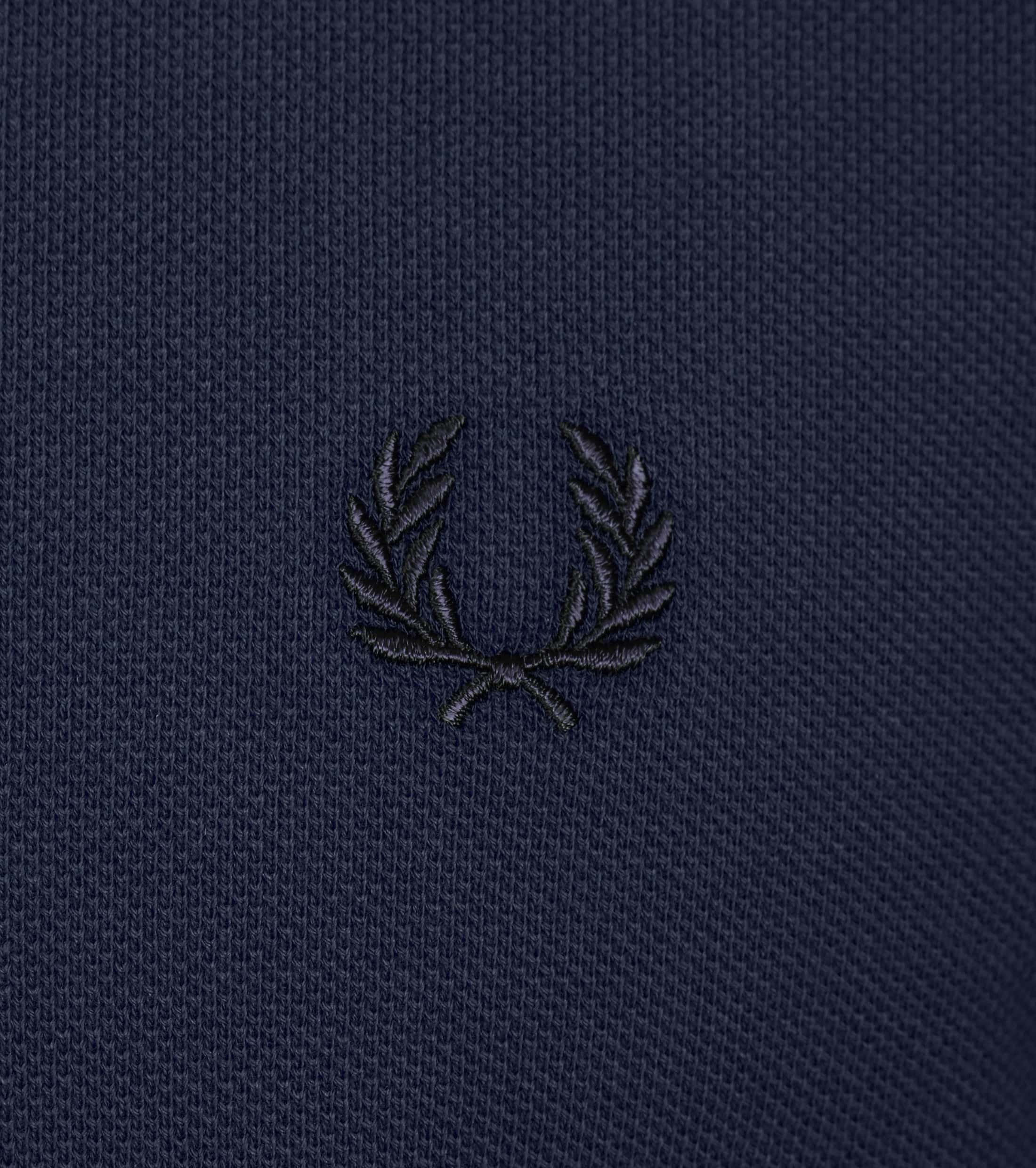 Fred Perry Polo Navy F66 foto 1