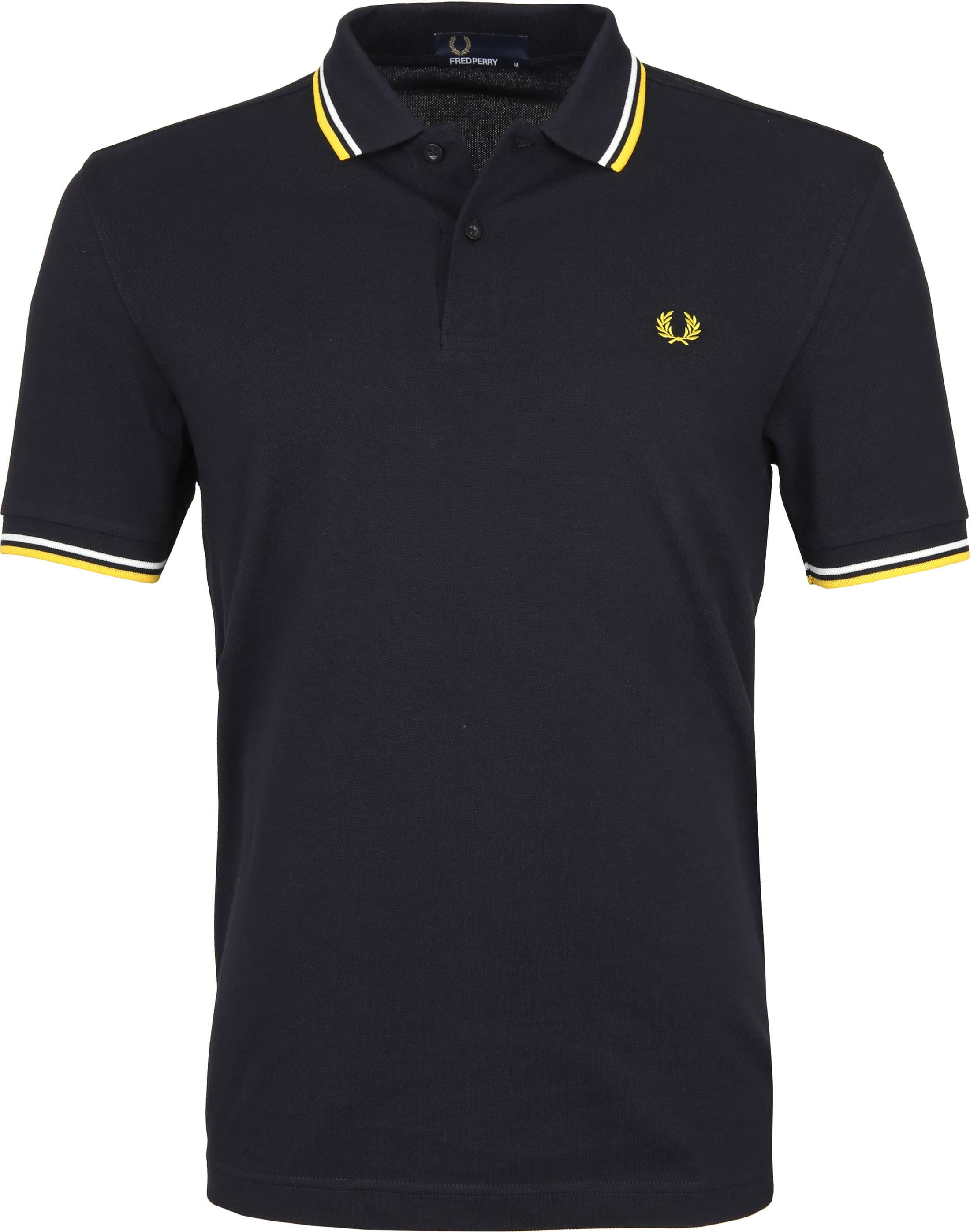 Fred Perry Polo Navy I11 foto 0