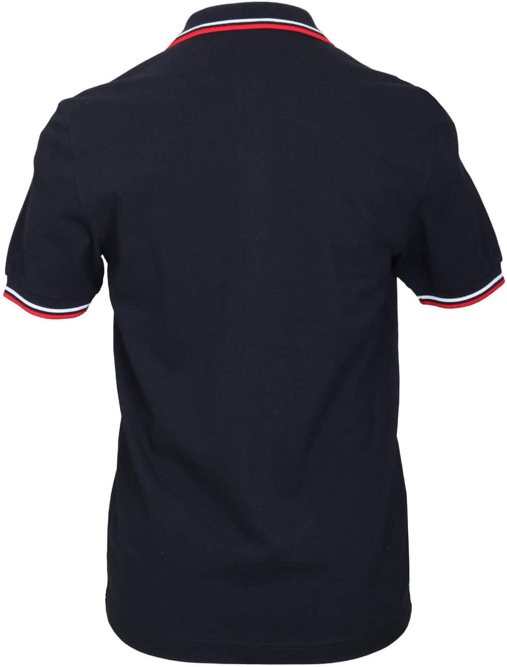Fred Perry Polo Navy White Red foto 1