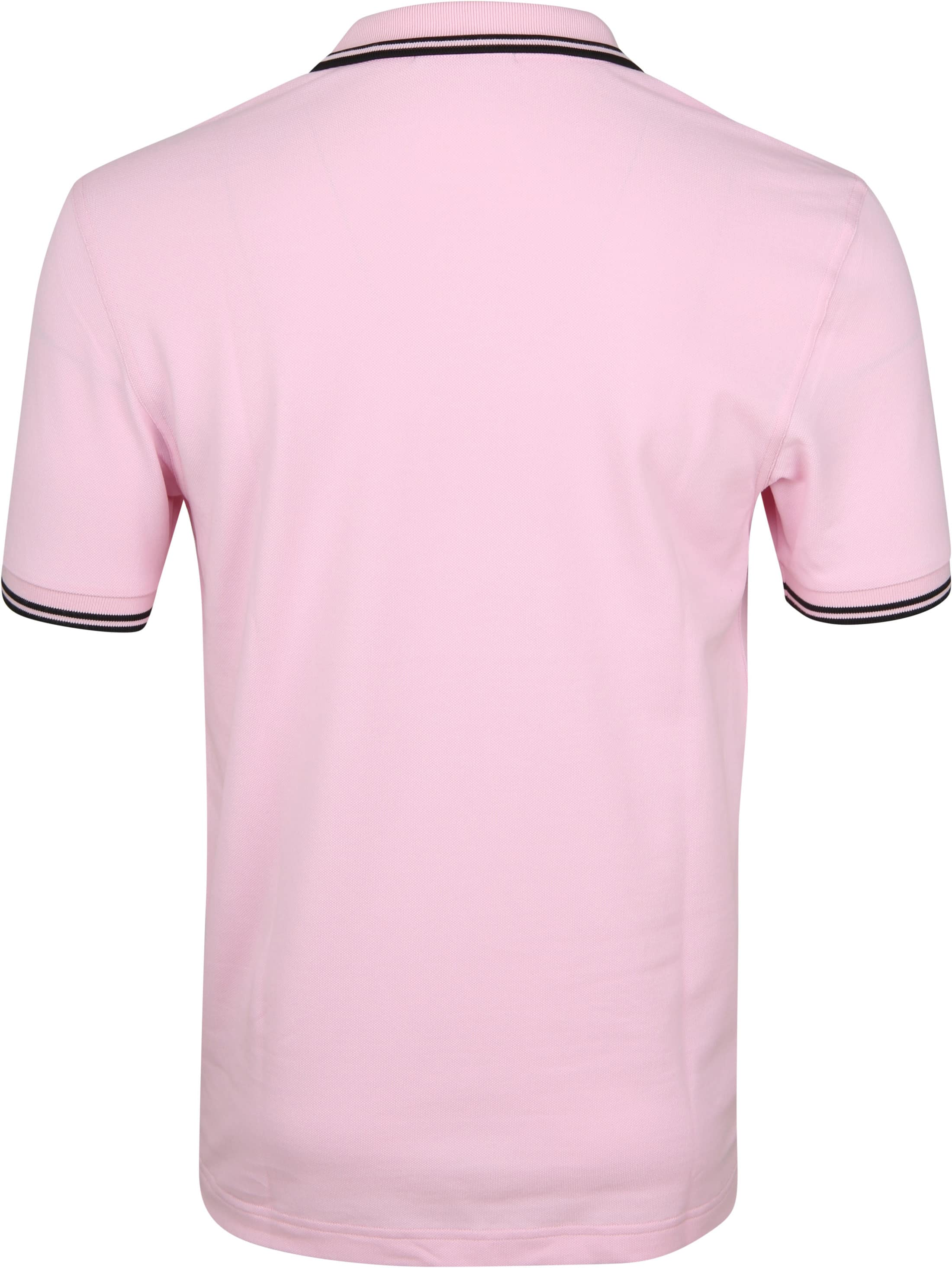 Fred Perry Polo Roze 336 foto 2