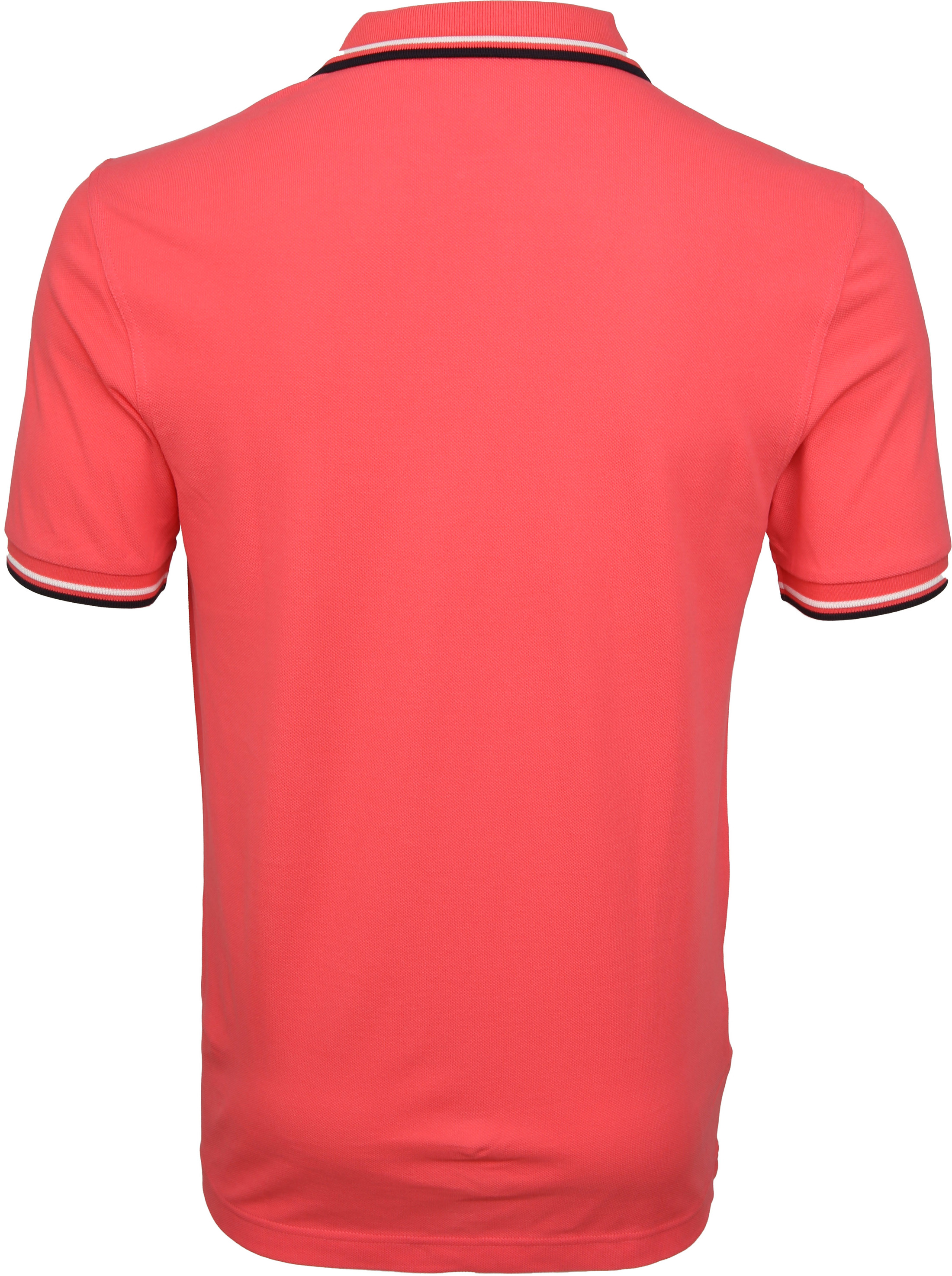Fred Perry Polo Roze 489 foto 3