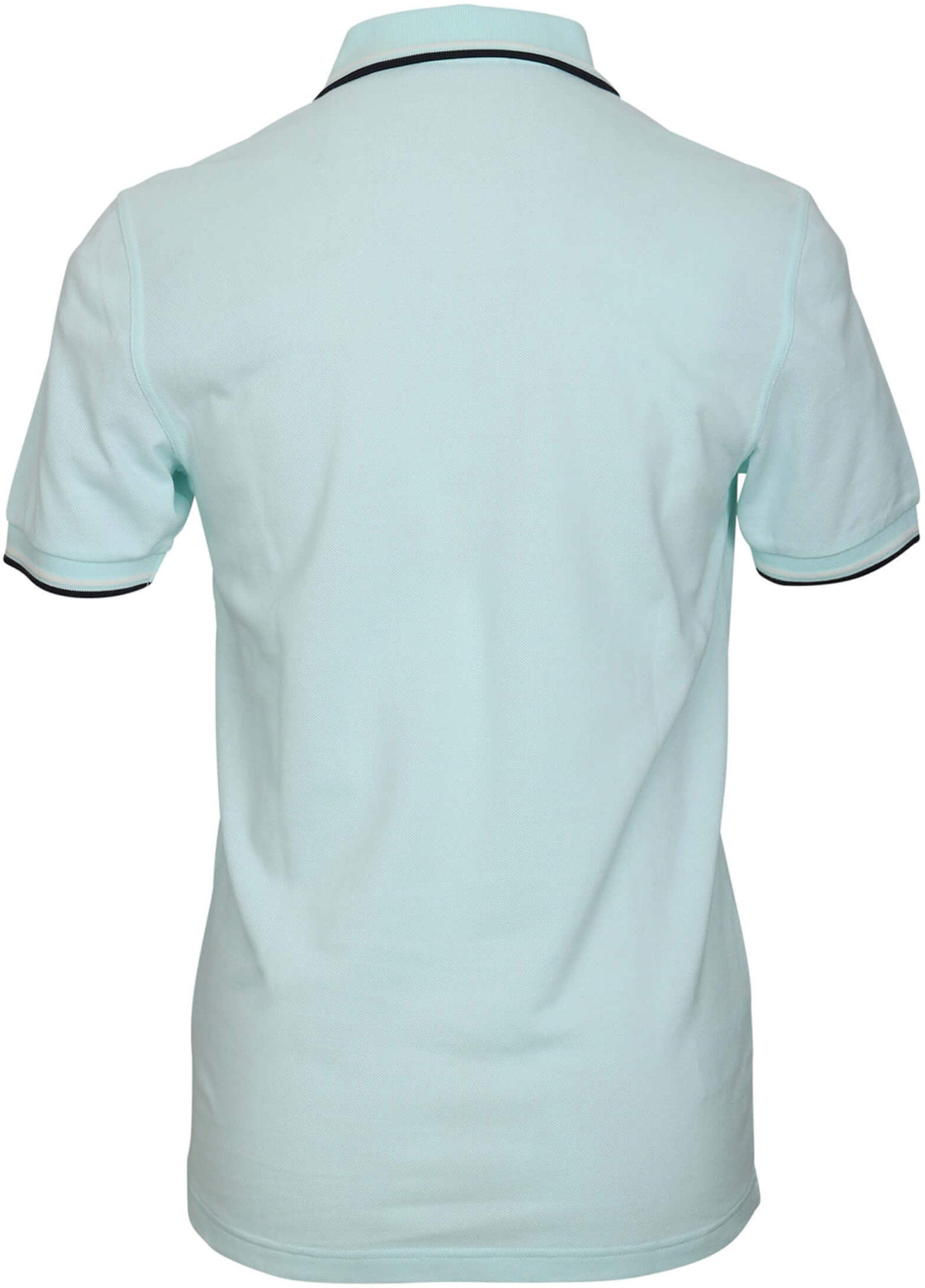 Fred Perry Polo Turquoise F27 foto 1