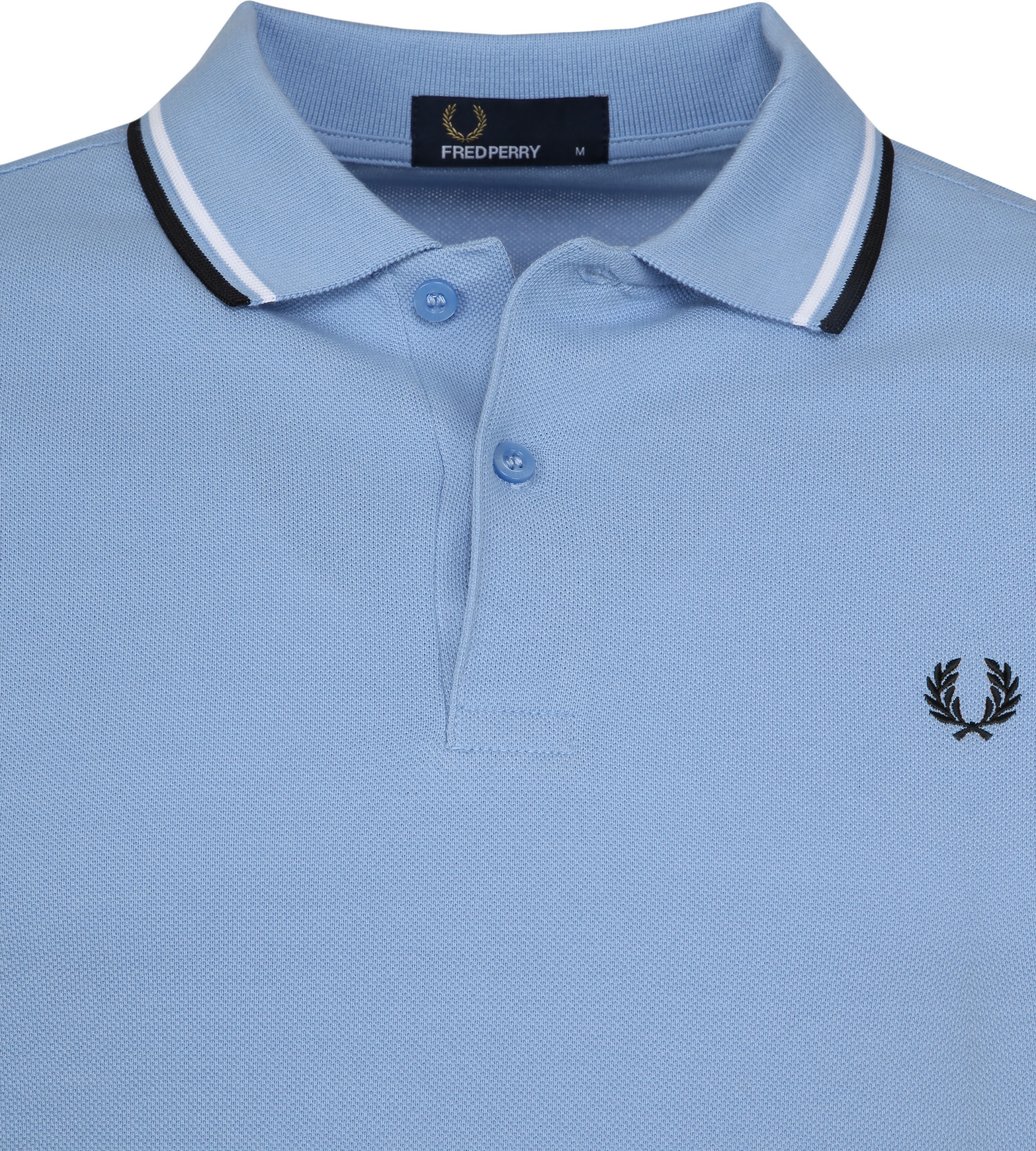 Fred Perry Polo Twin Tipped I08 foto 1