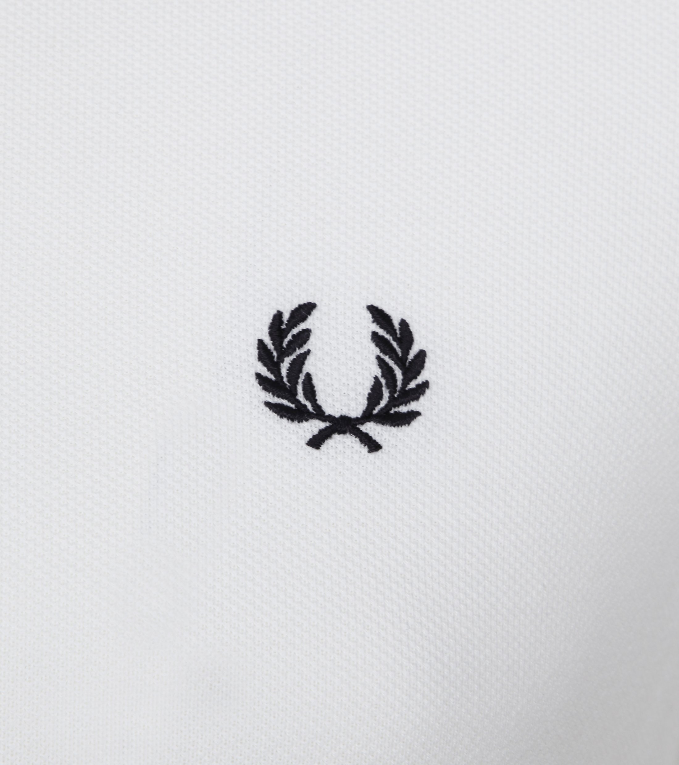 Fred Perry Polo Weiß 748 foto 1