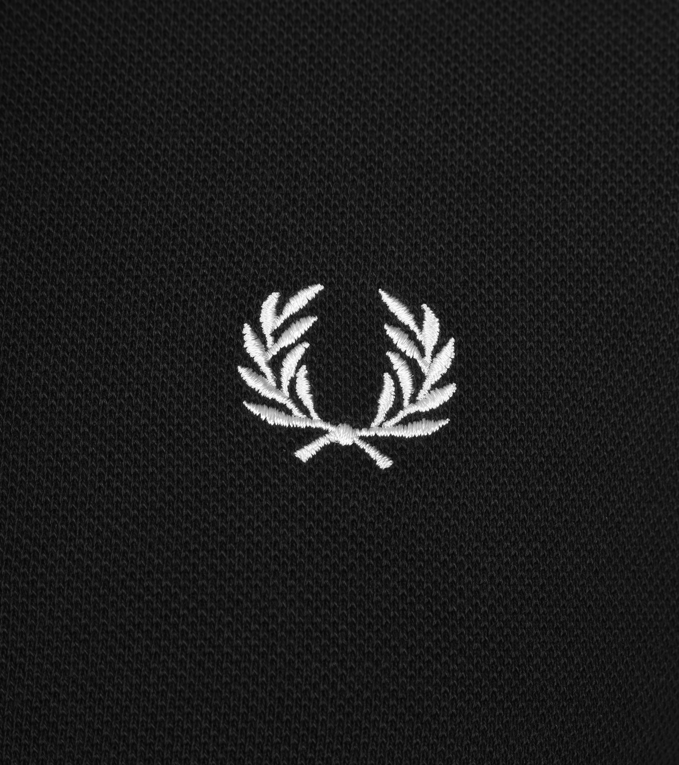 Fred Perry Polo Zwart 524 foto 1