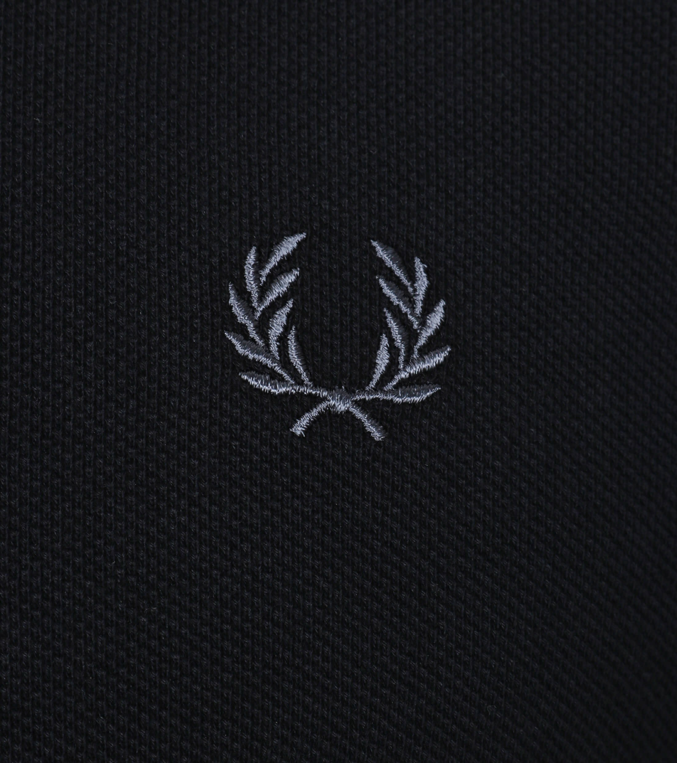 Fred Perry Polo Zwart F29 foto 2
