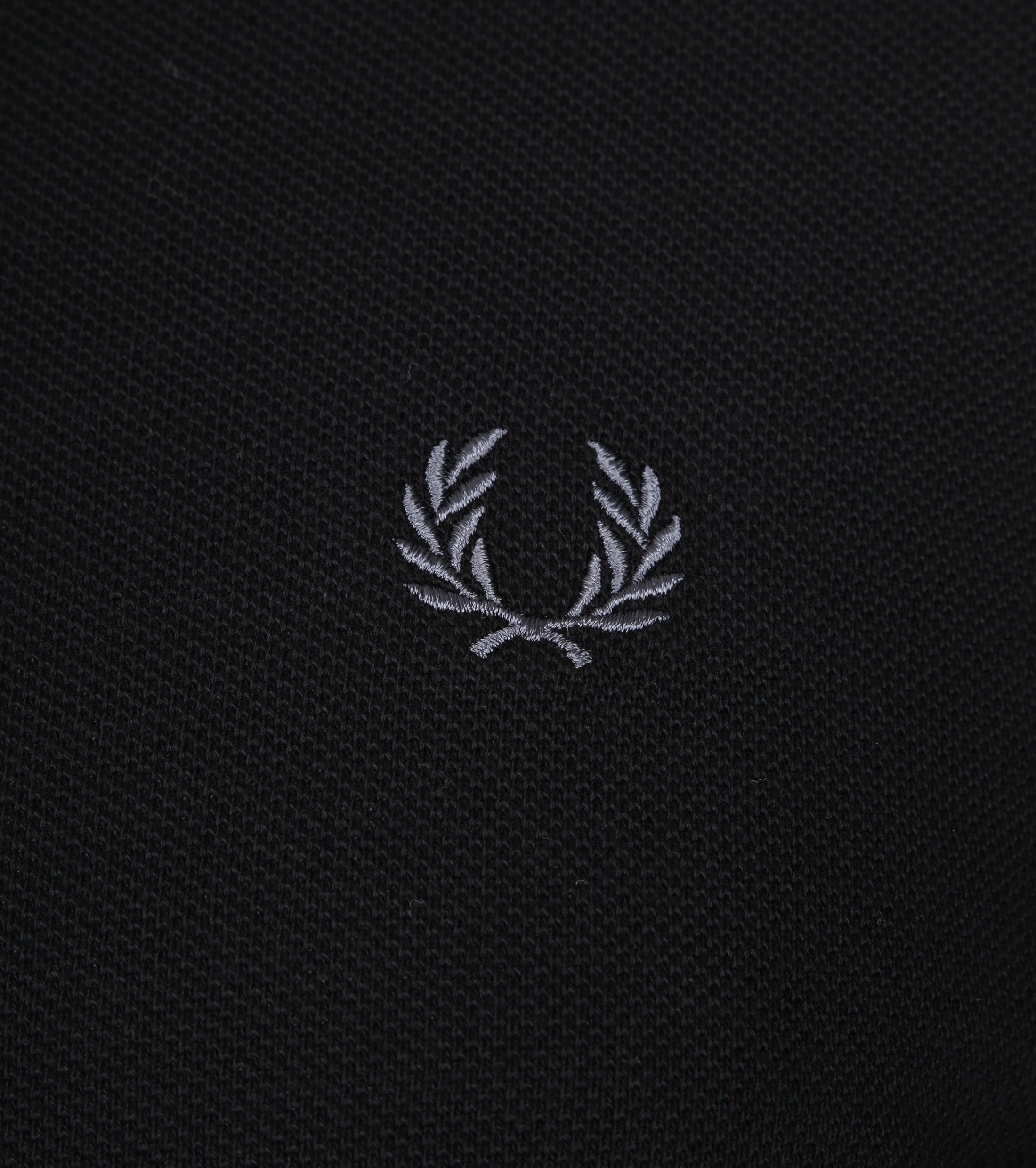 Fred Perry Polo Zwart I04 foto 1