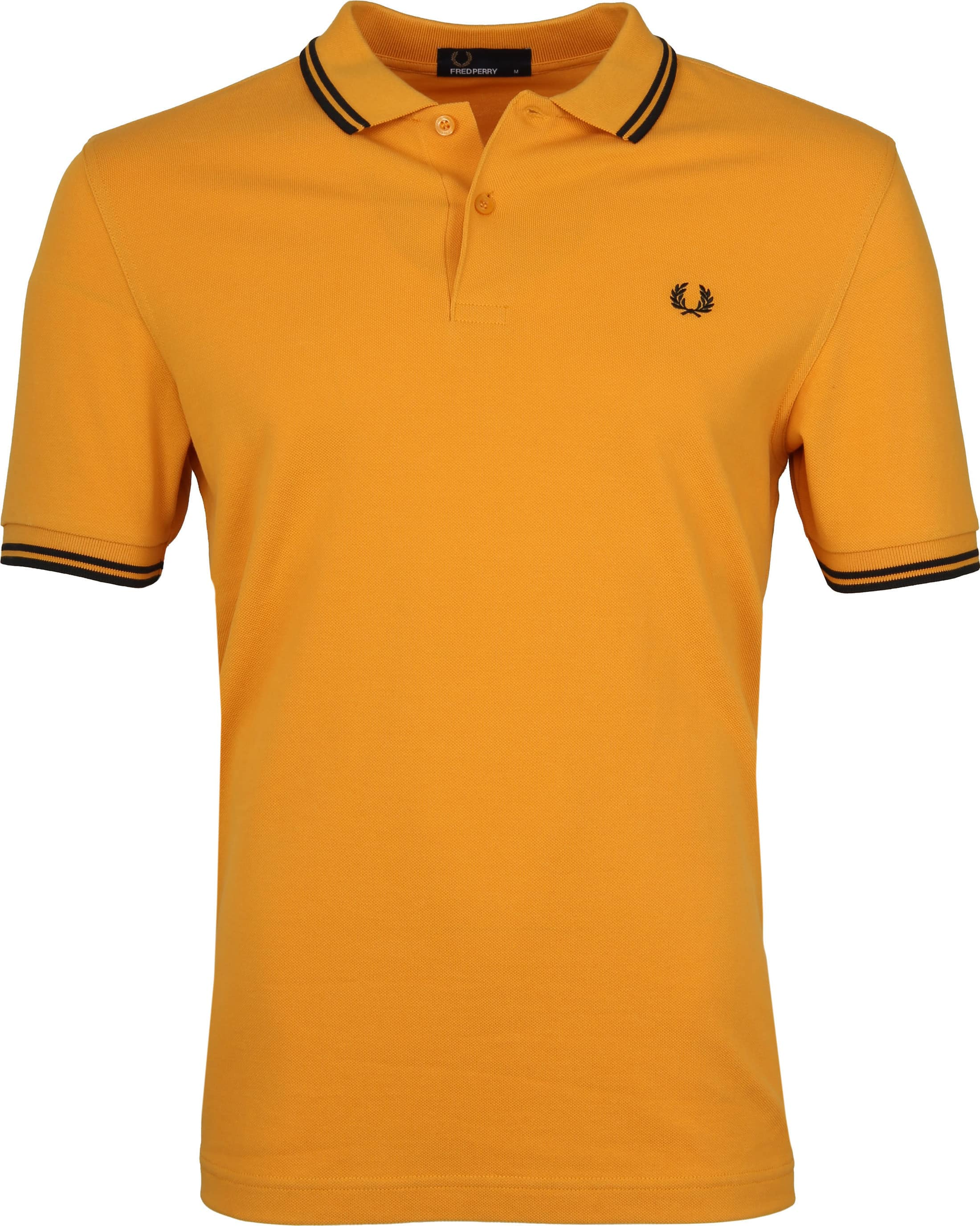 Fred Perry Poloshirt Amber 904 foto 0