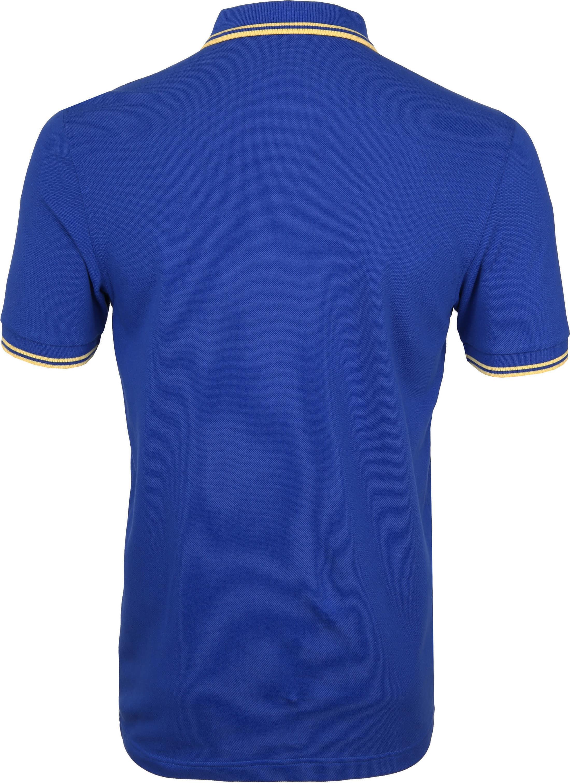 Fred Perry Poloshirt Blau G89 foto 2