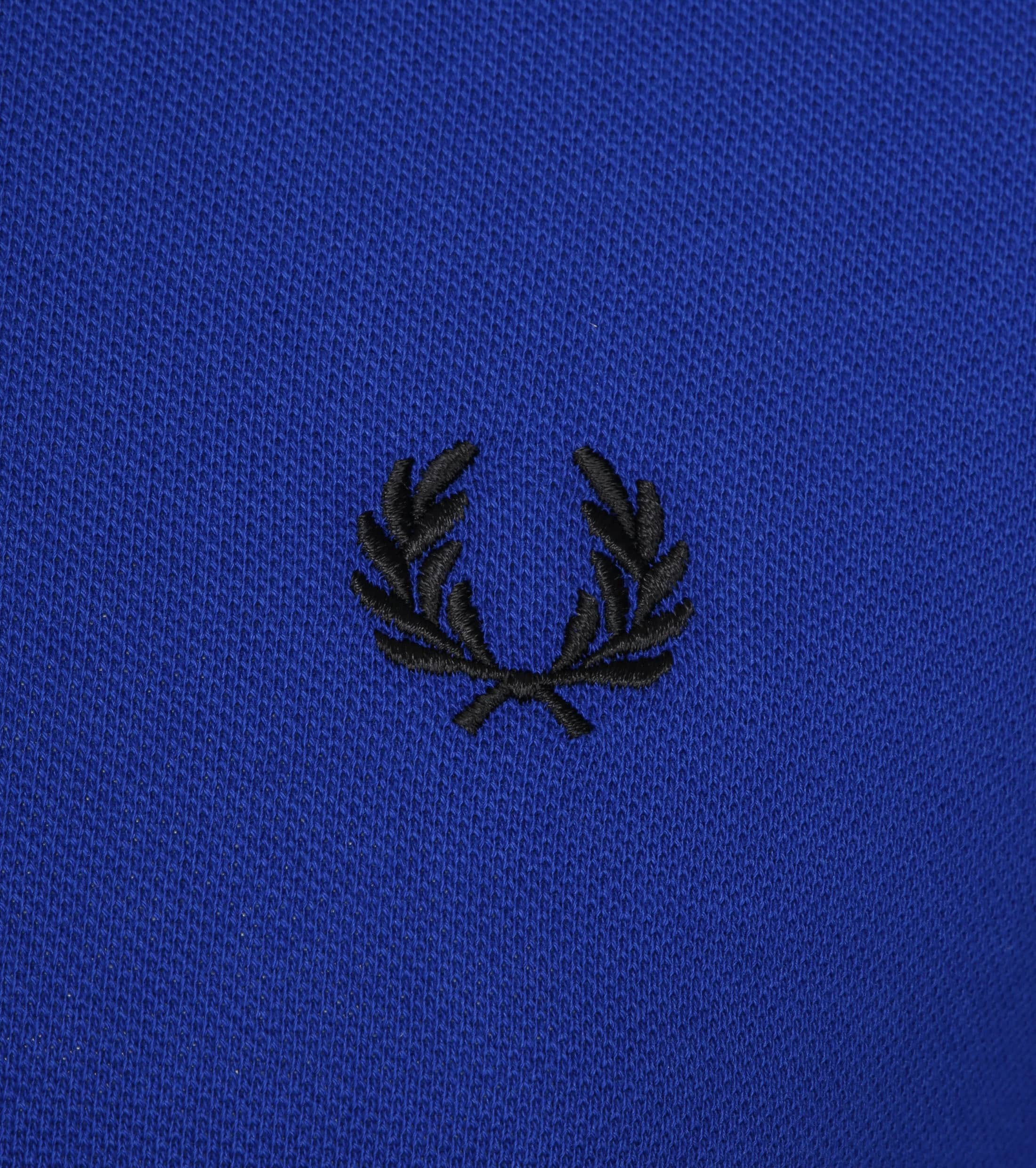 Fred Perry Poloshirt Blue I88 foto 2