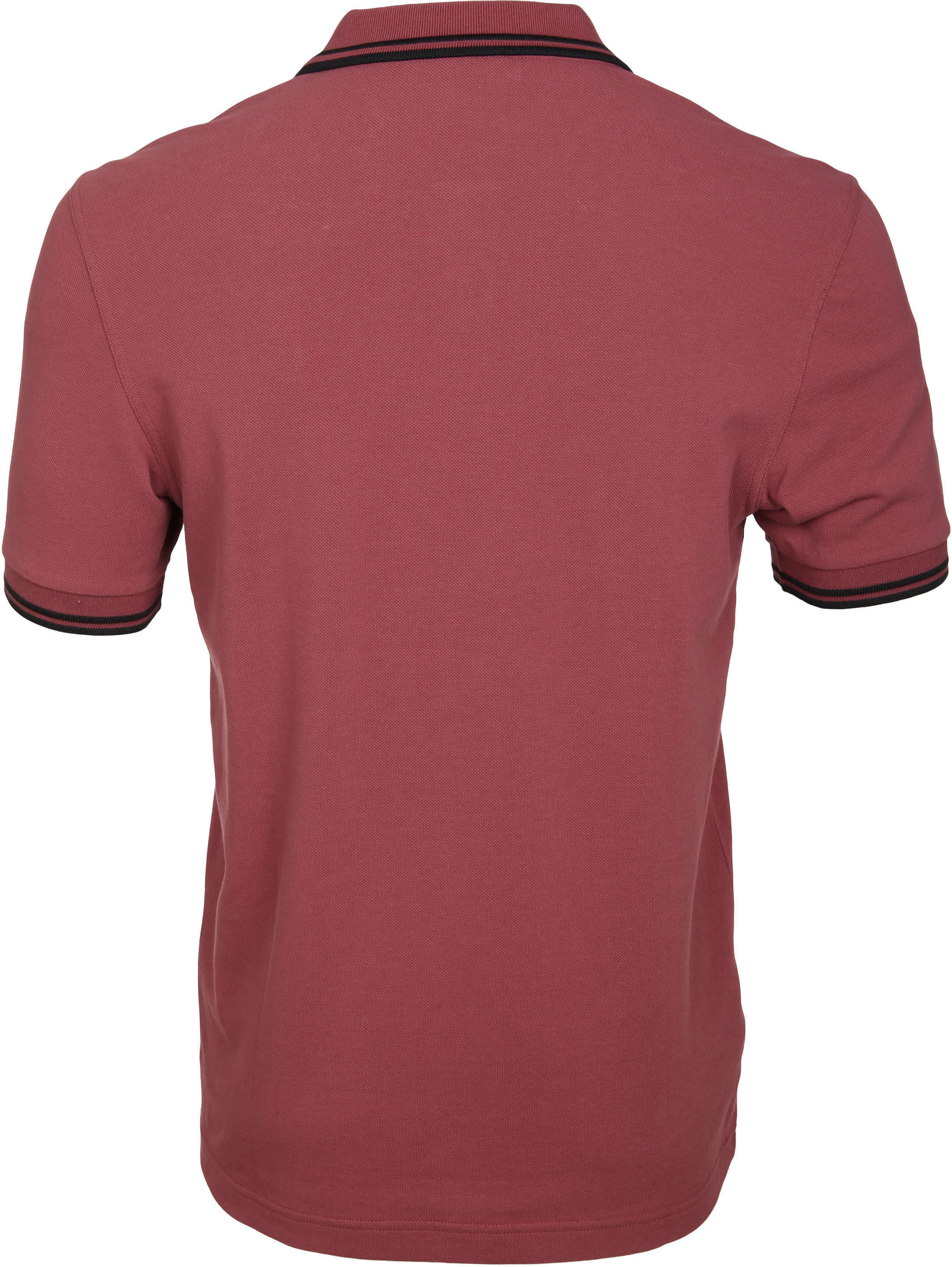 Fred Perry Poloshirt G36 Rot foto 2