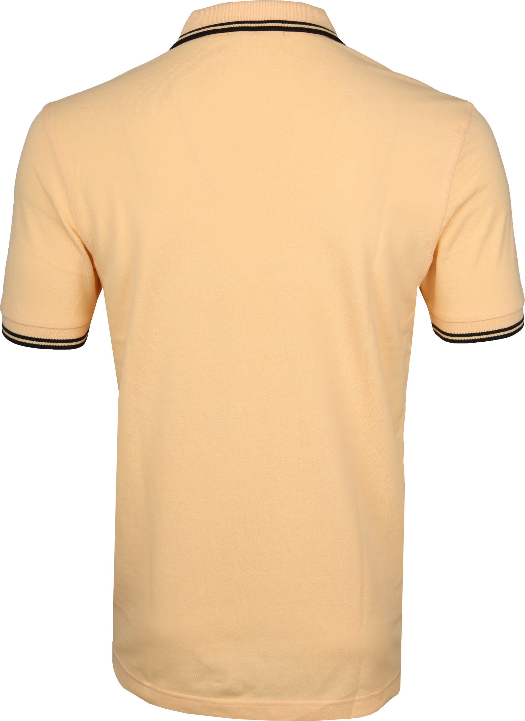 Fred Perry Poloshirt Gelb I07 foto 2