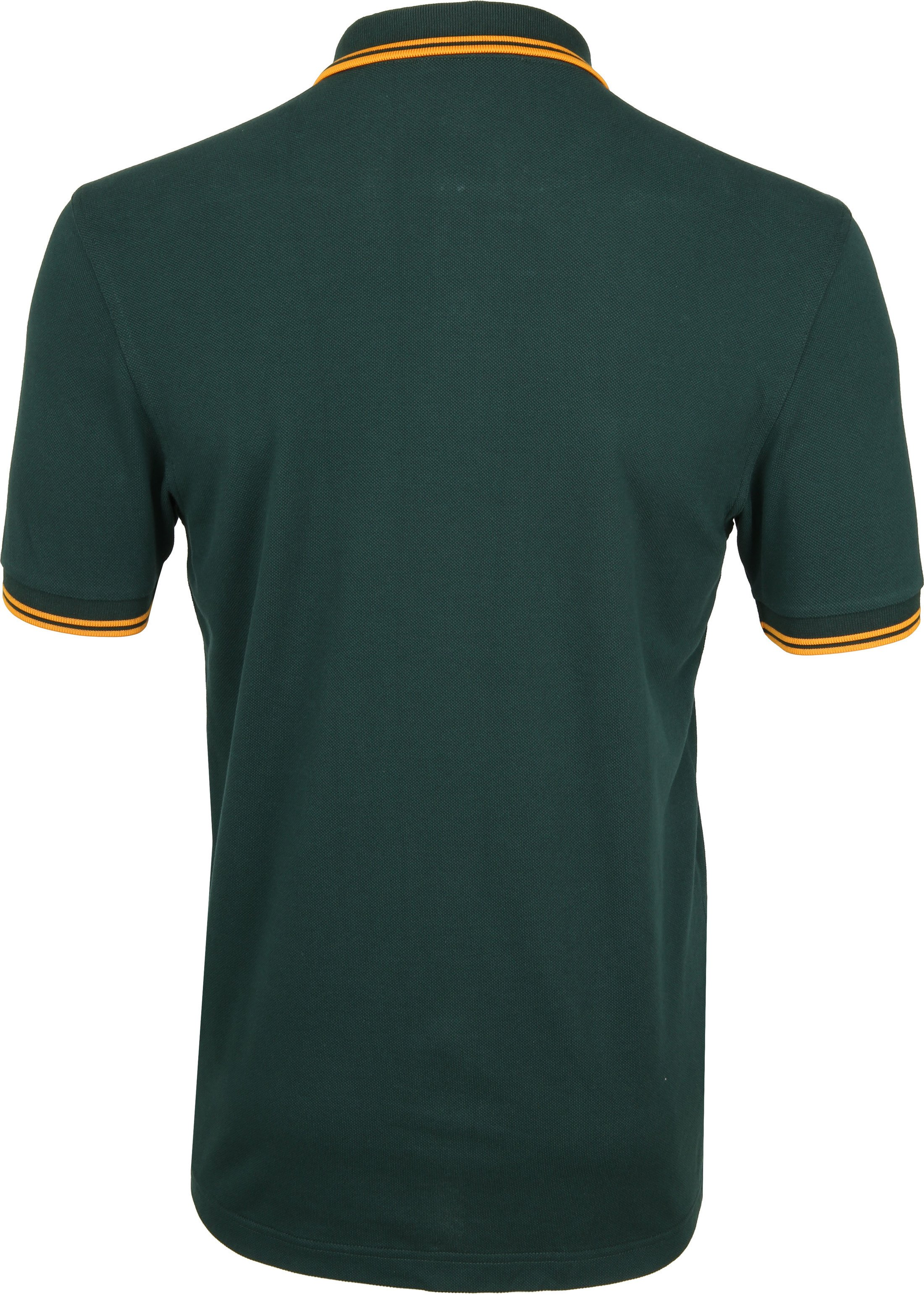 Fred Perry Poloshirt Green F40 foto 2