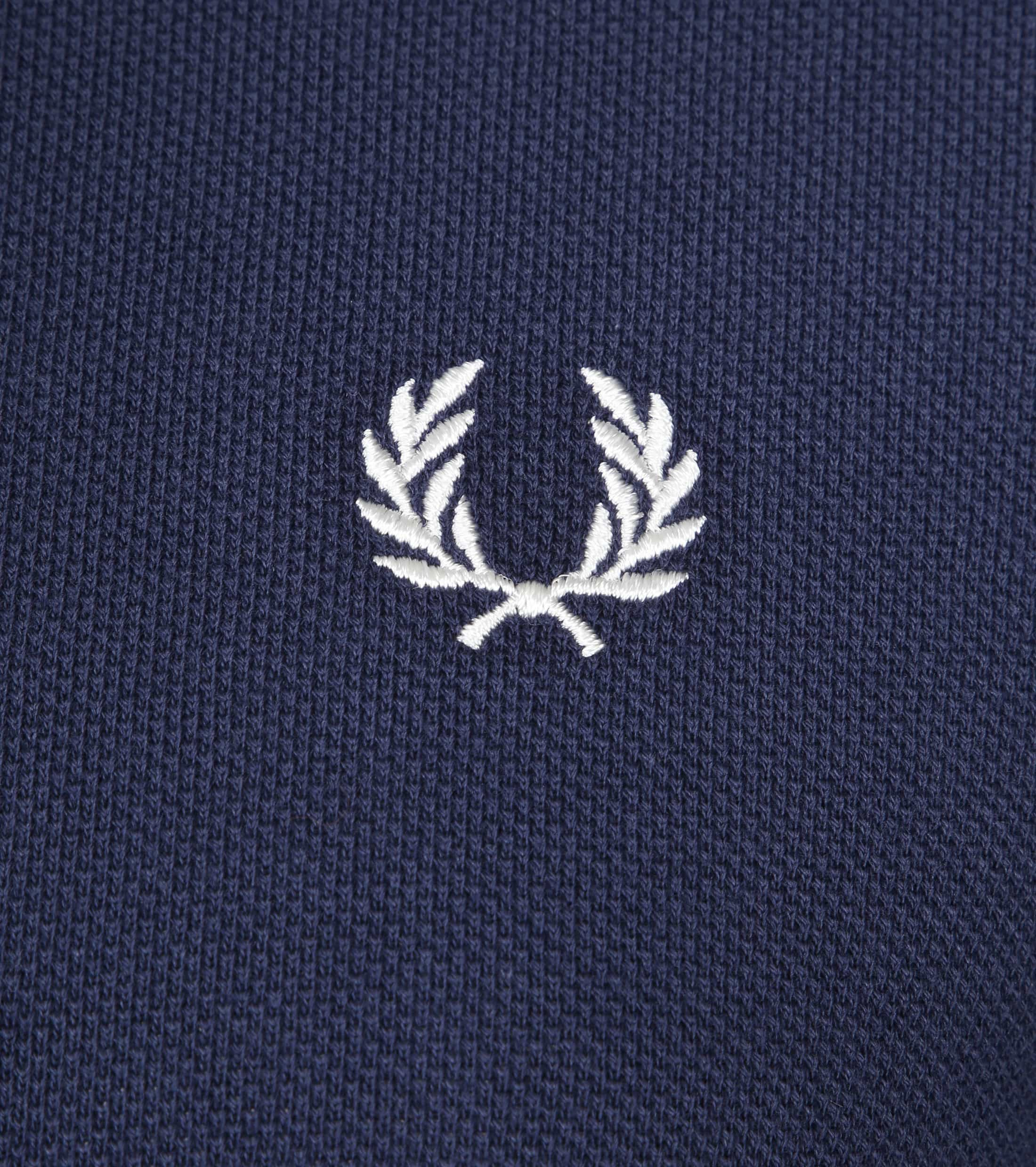 Fred Perry Poloshirt Navy H39 foto 1