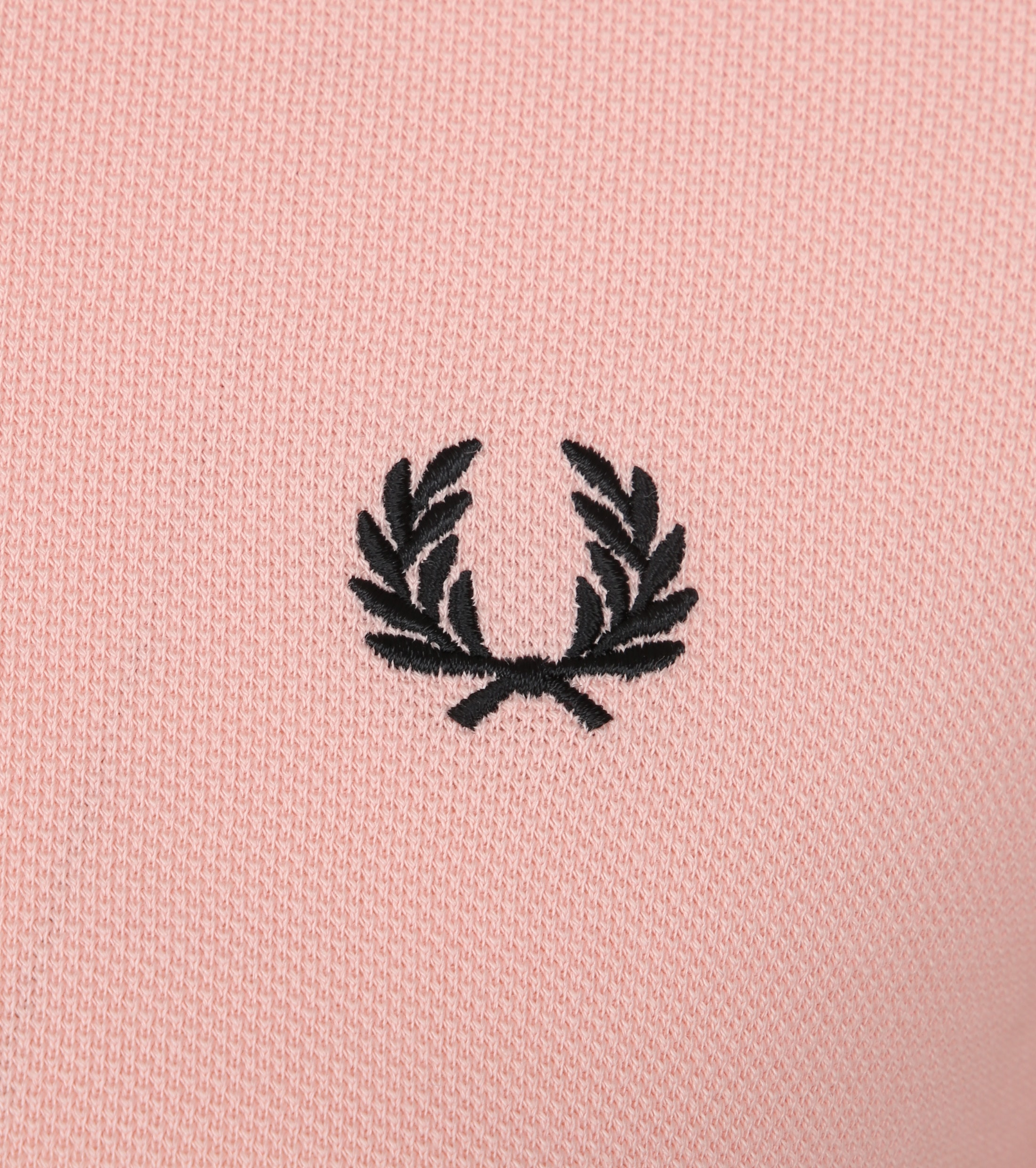 Fred Perry Poloshirt Pink 457 foto 2