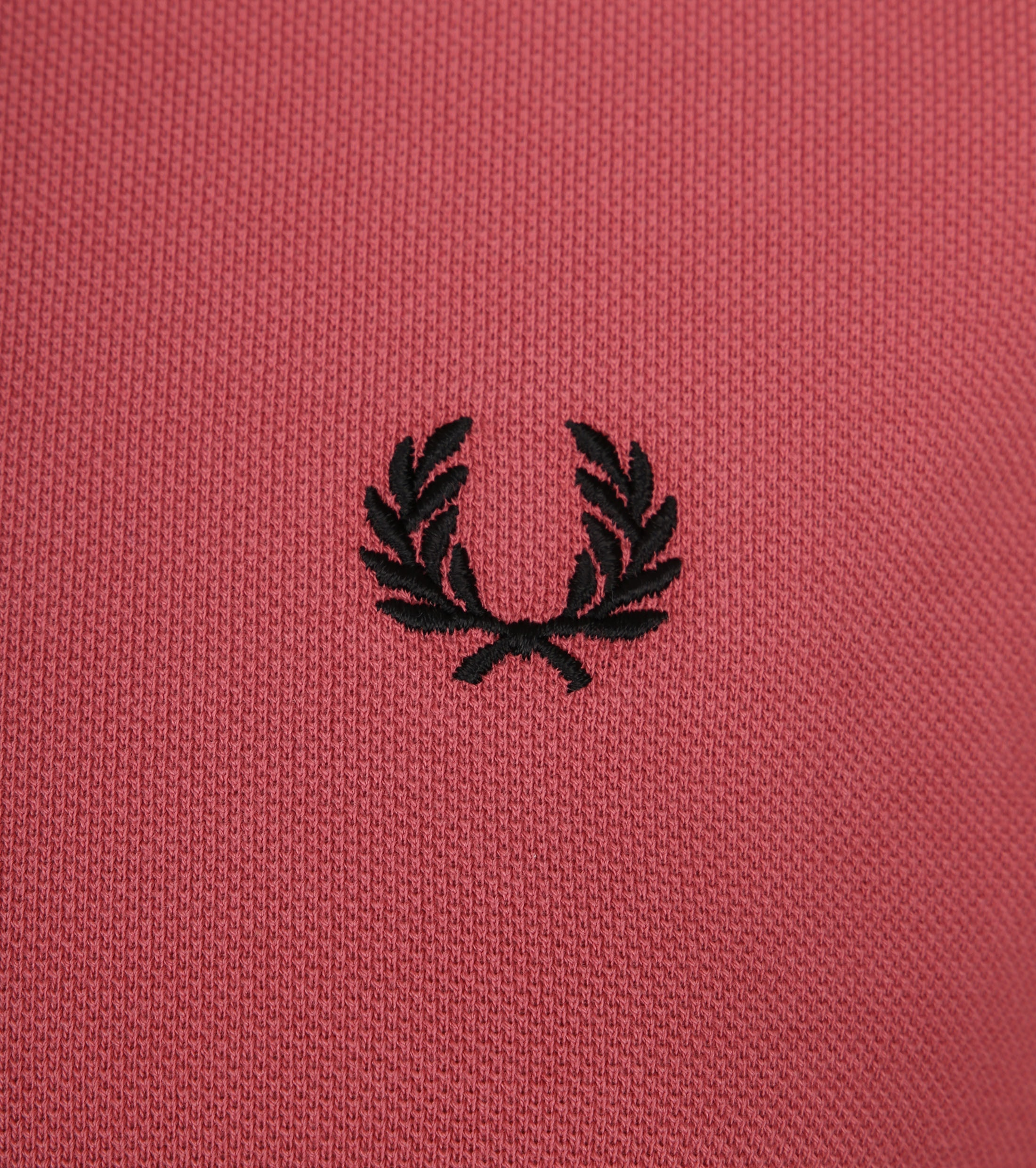 Fred Perry Poloshirt Pink I09 foto 1