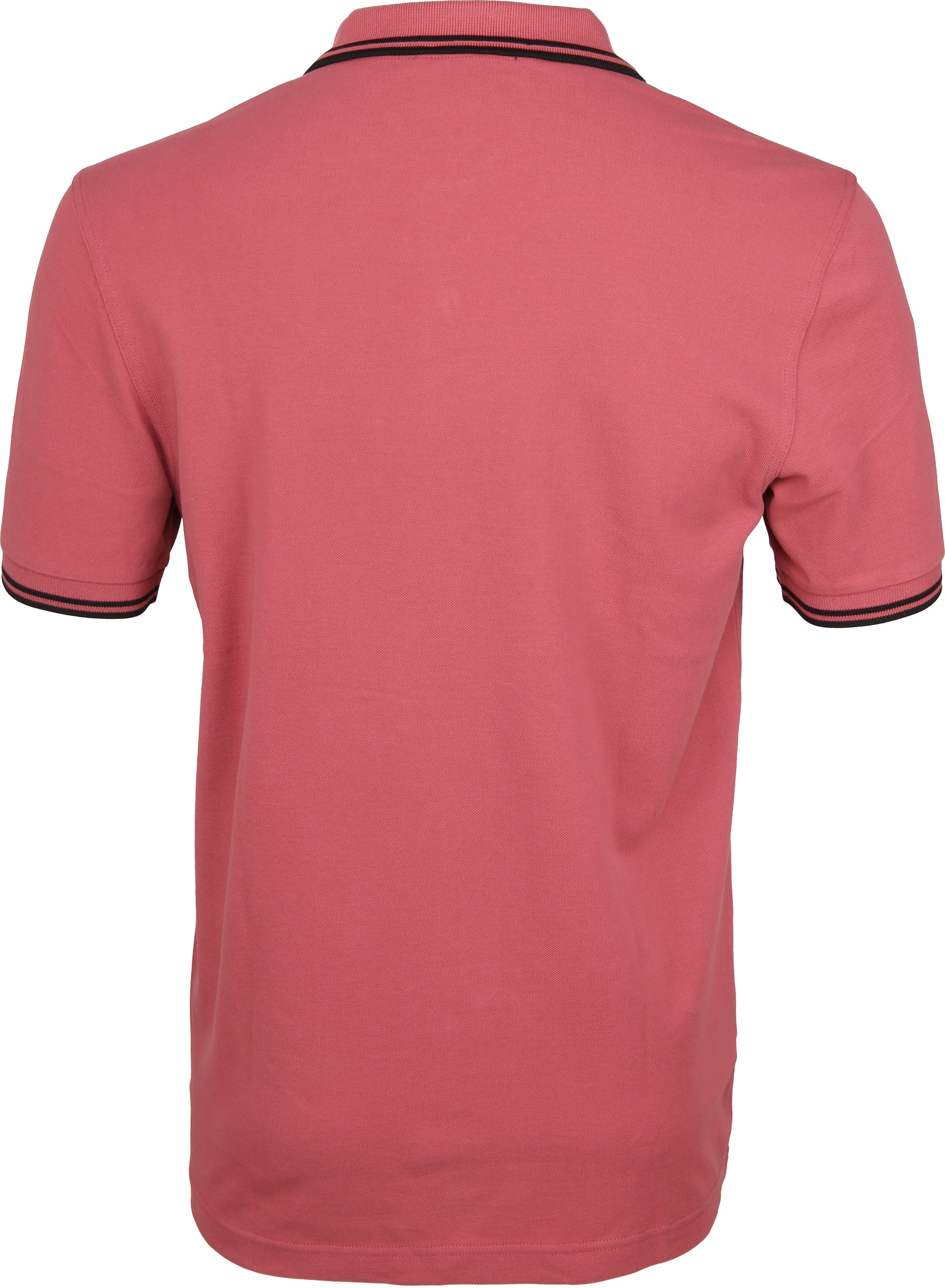 Fred Perry Poloshirt Pink I09 foto 2
