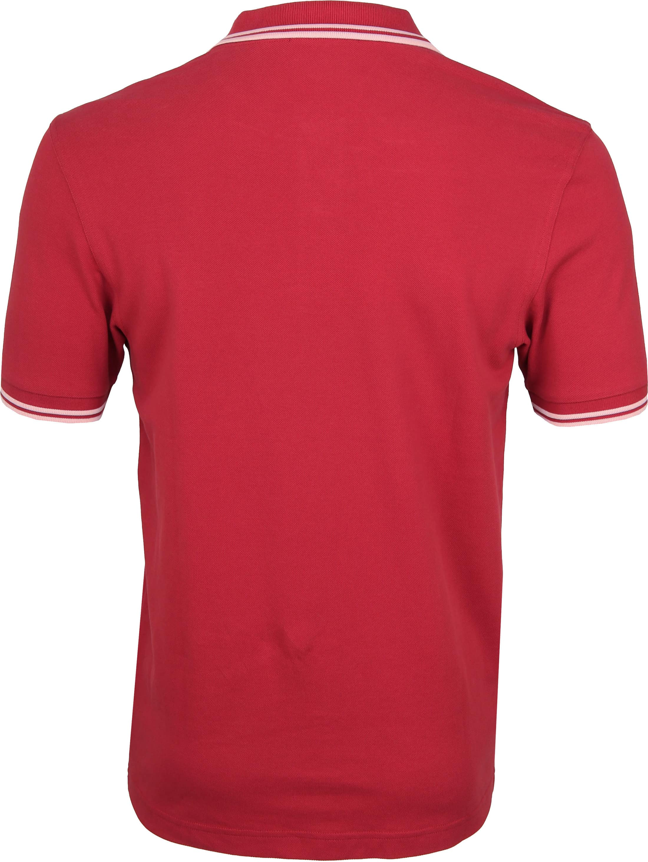 Fred Perry Poloshirt Red 541 foto 2