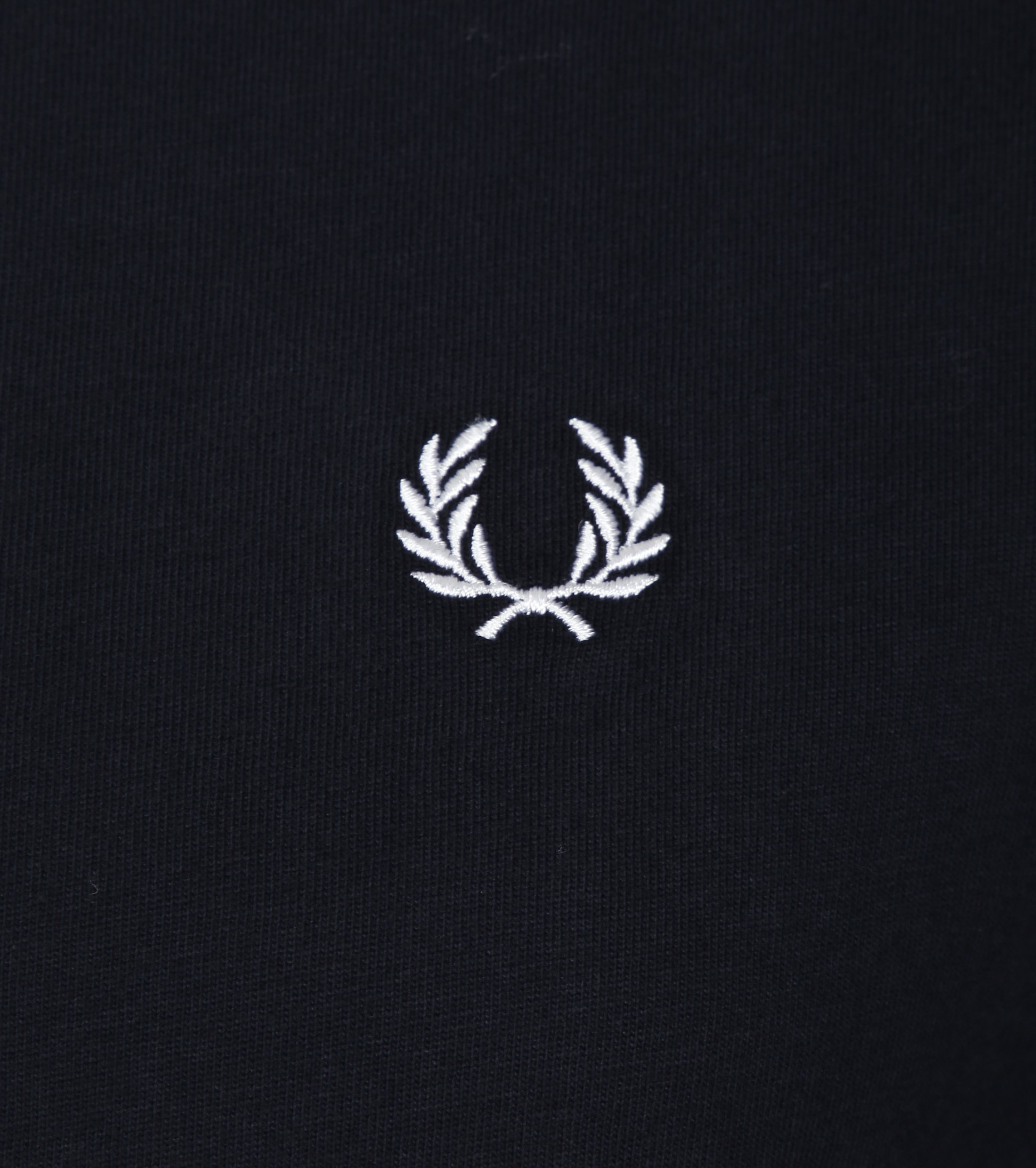 Fred Perry Ringer T-Shirt Navy foto 1