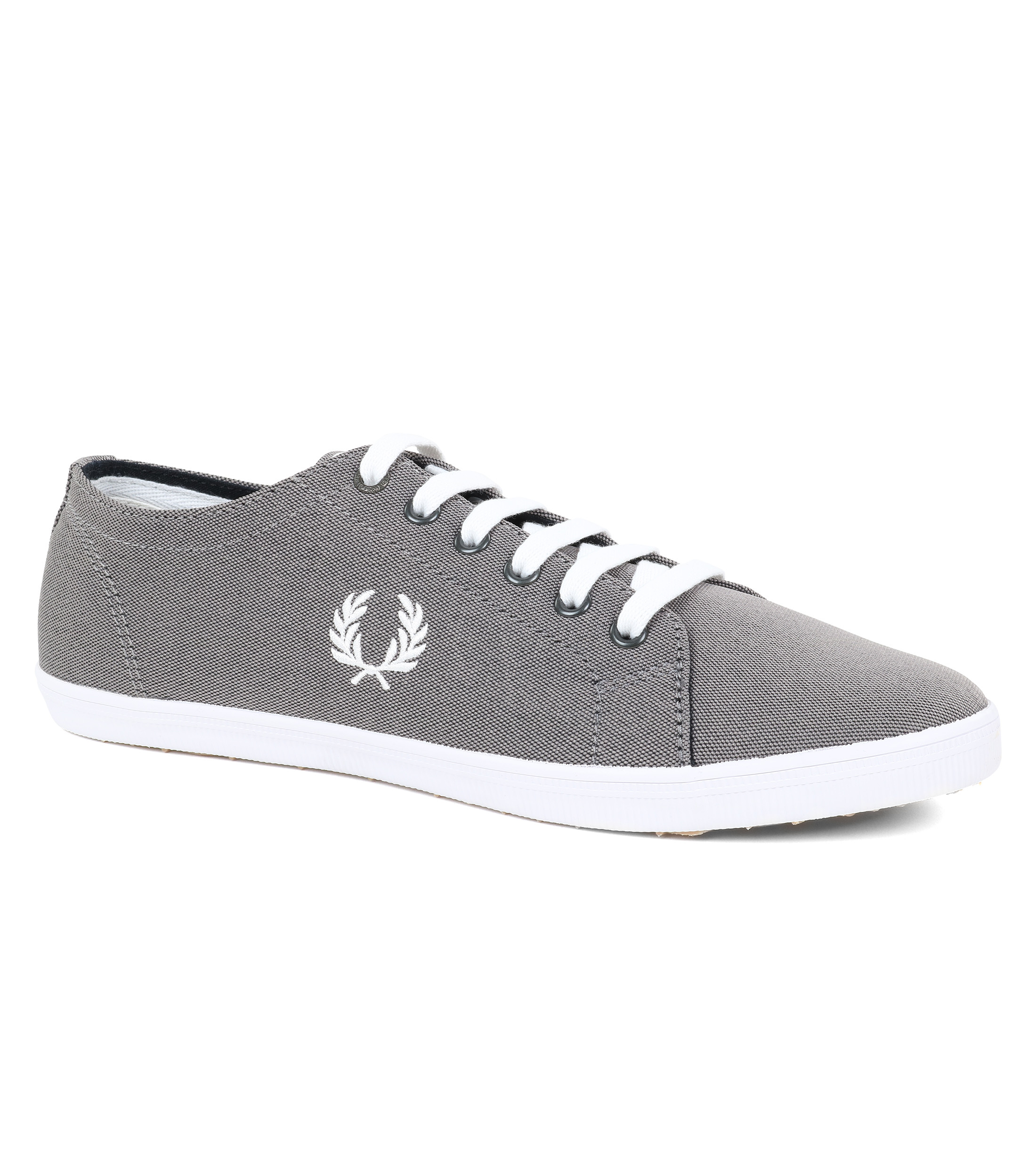 Fred Perry Sneaker Kingston Antraciet foto 0