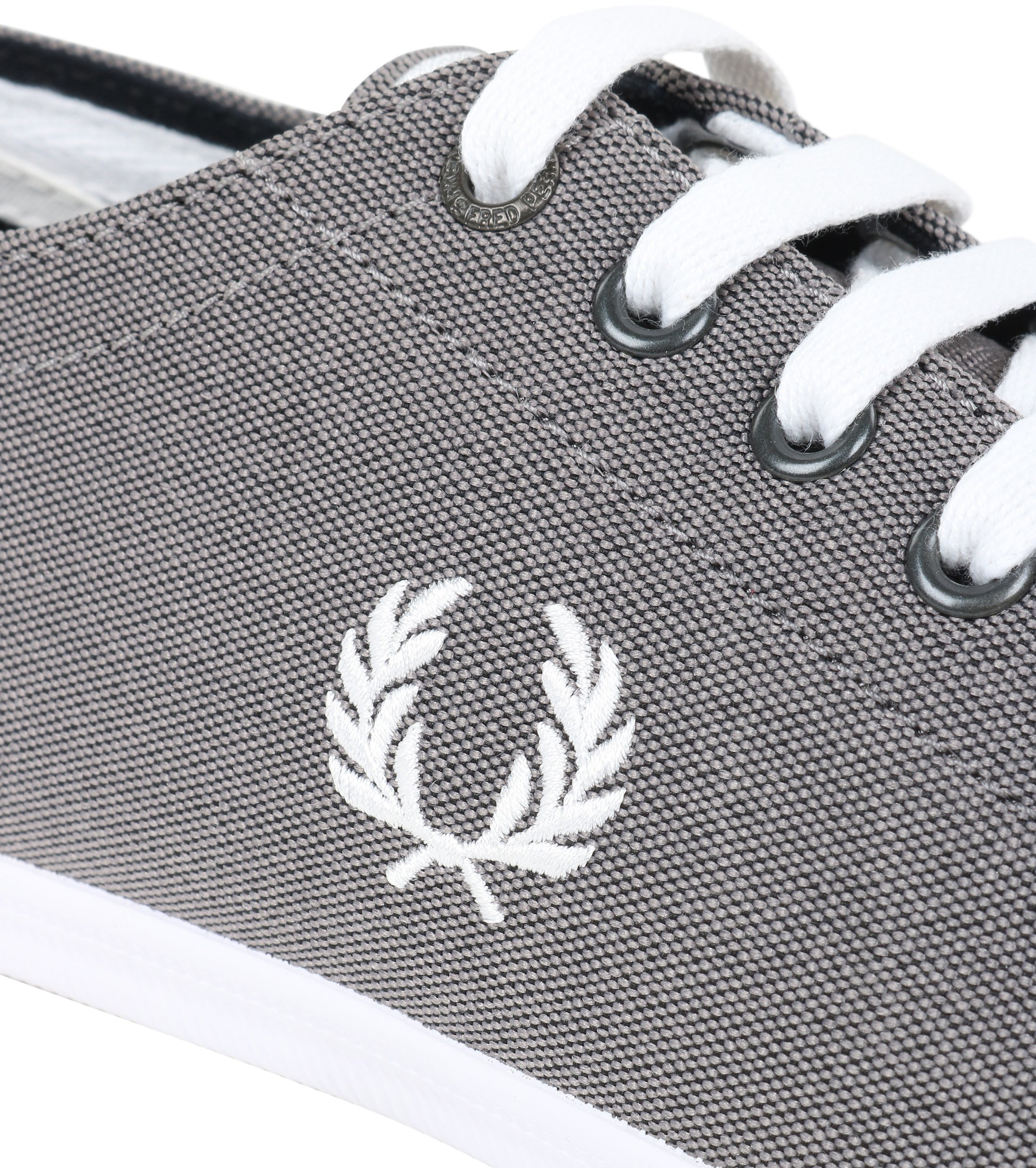 Fred Perry Sneaker Kingston Antraciet foto 1