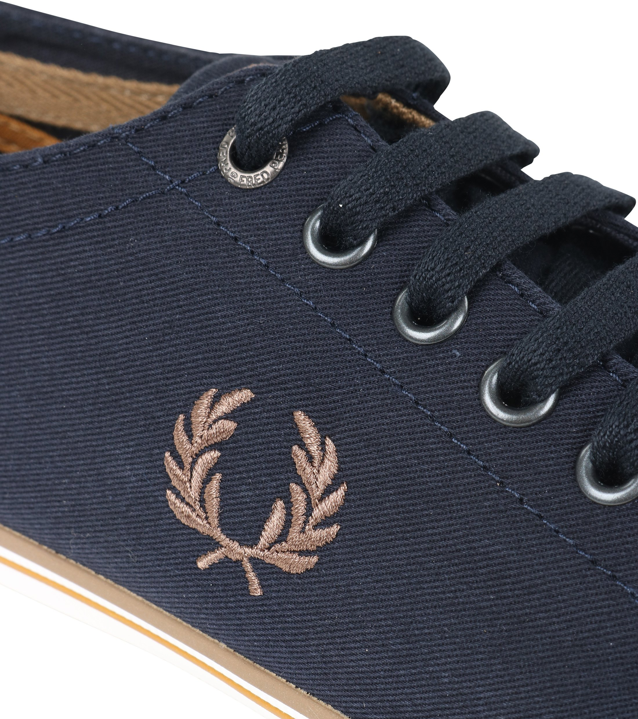 Fred Perry Sneaker Kingston Navy foto 1