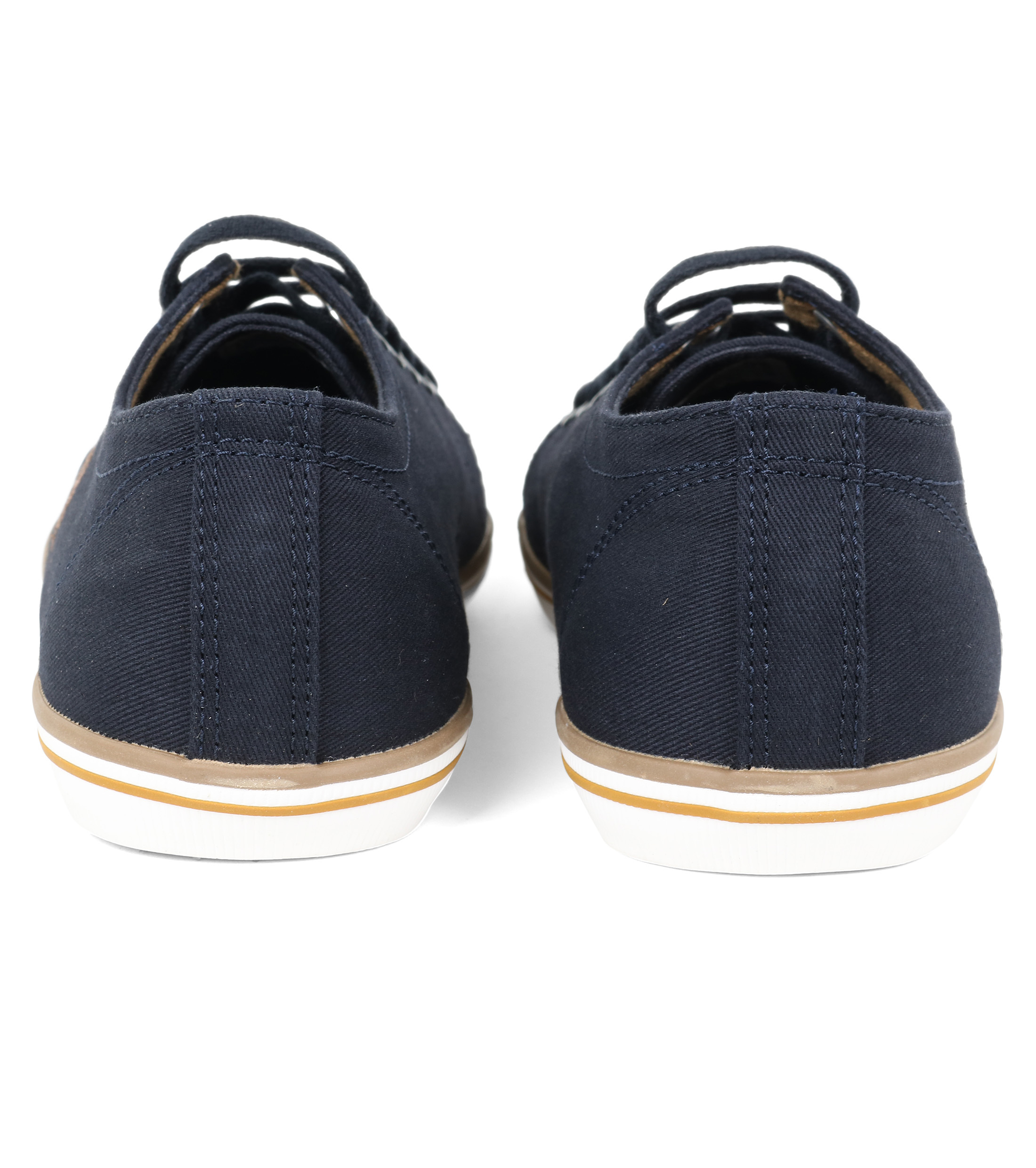 Fred Perry Sneaker Kingston Navy foto 3