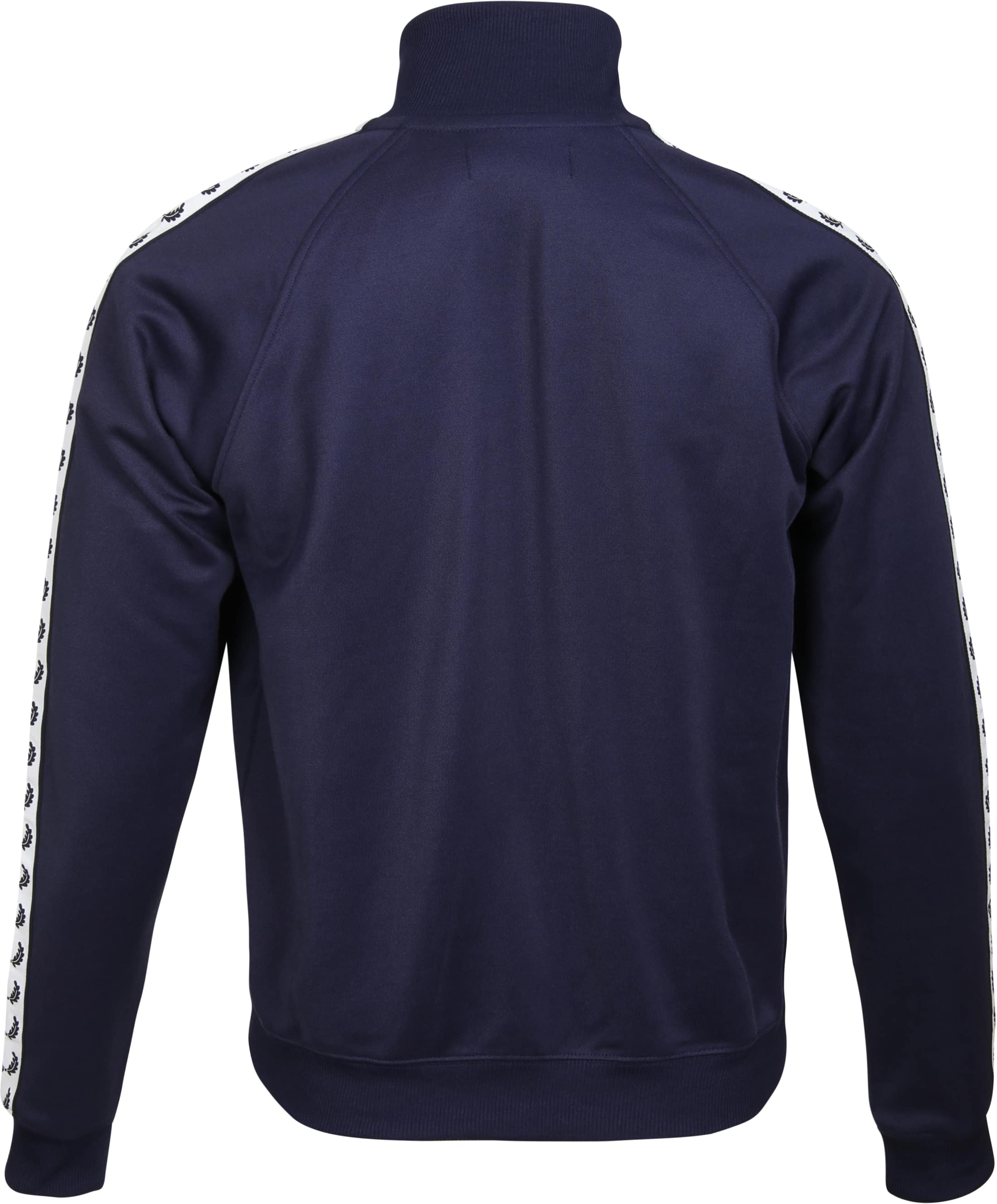 Fred Perry Taped Track Jacket Navy foto 3