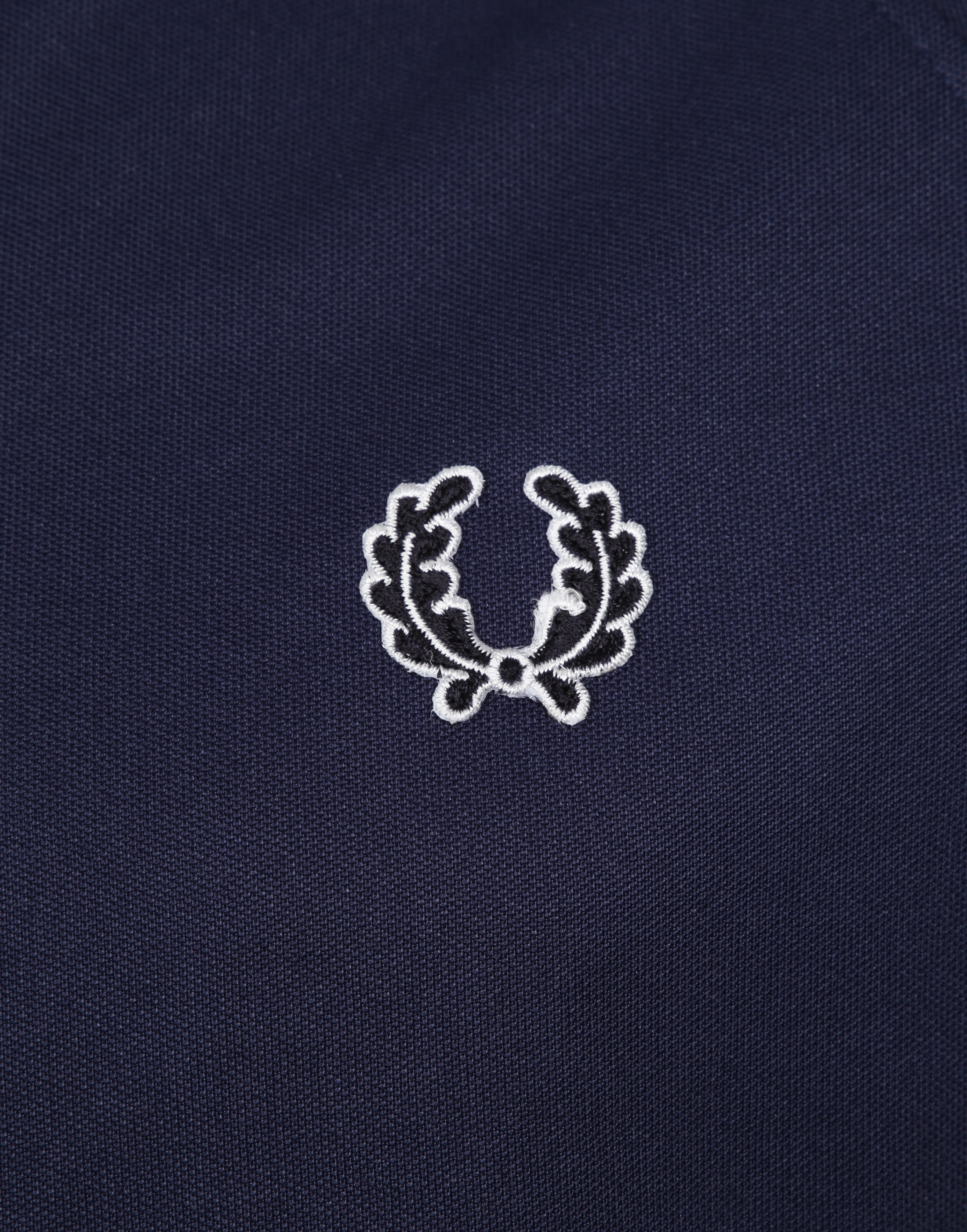 Fred Perry Taped Track Jacket Navy foto 2