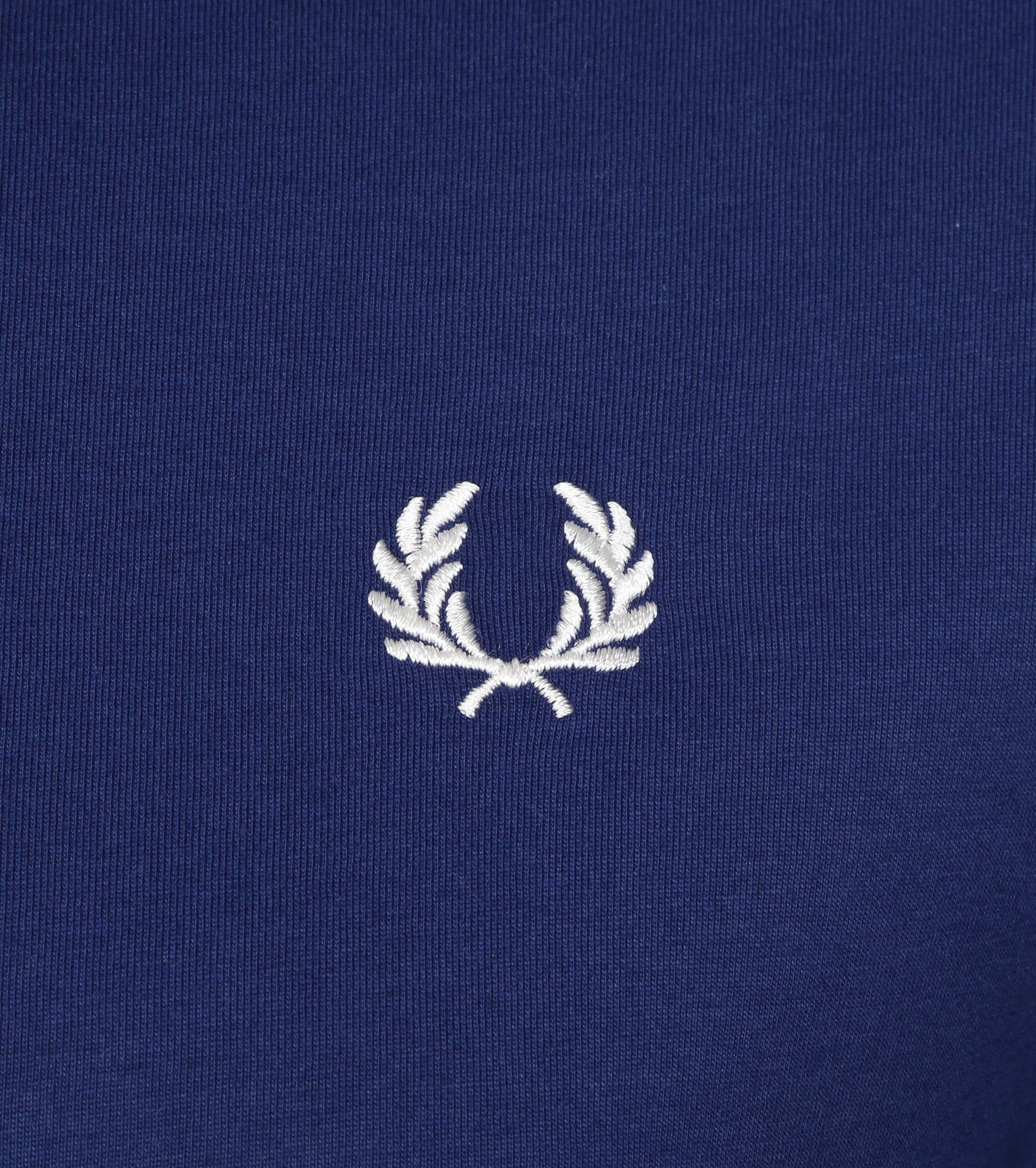 Fred Perry Twin Tipped T-shirt Blau foto 2