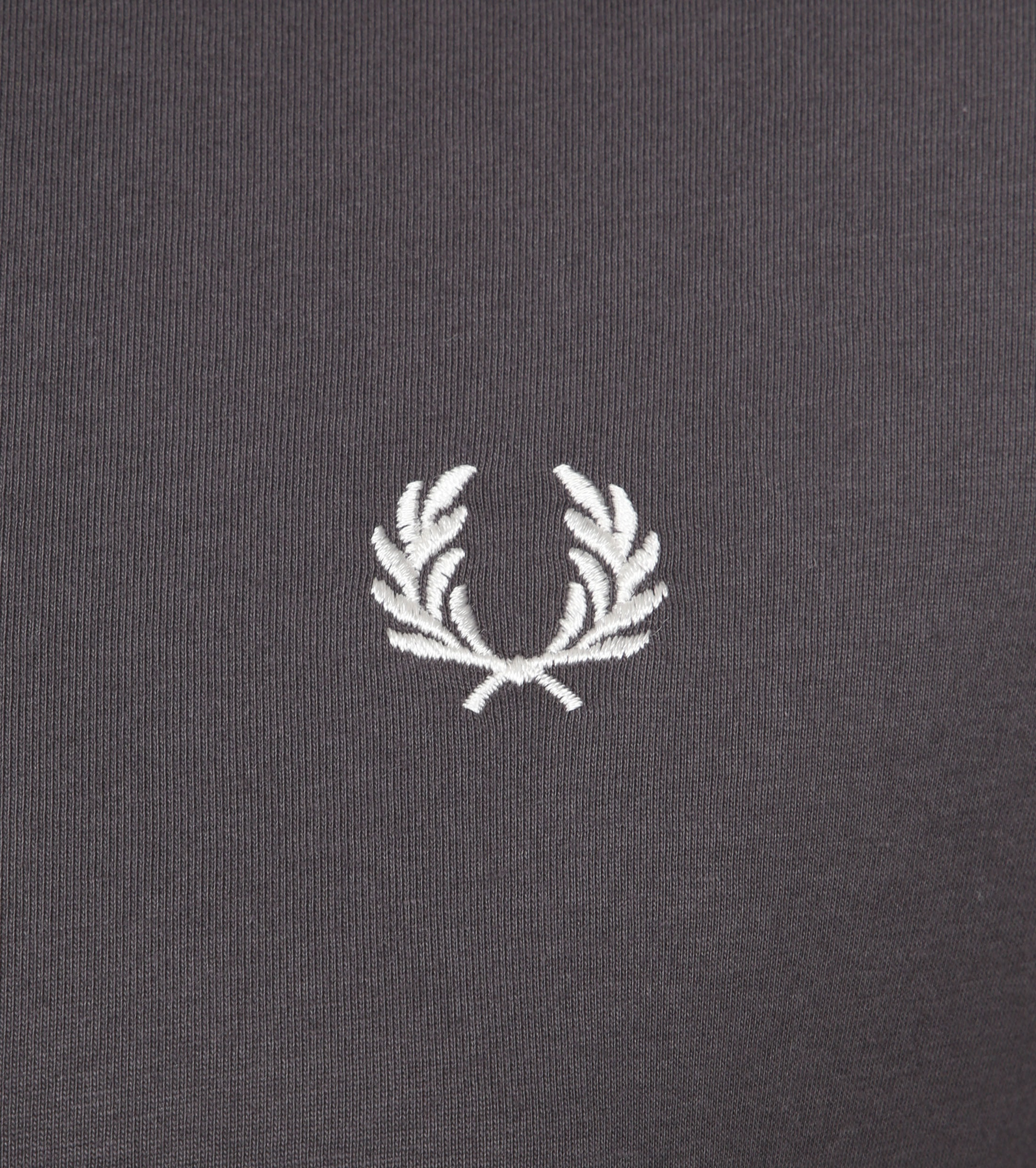 Fred Perry Twin Tipped T-shirt Grau foto 2