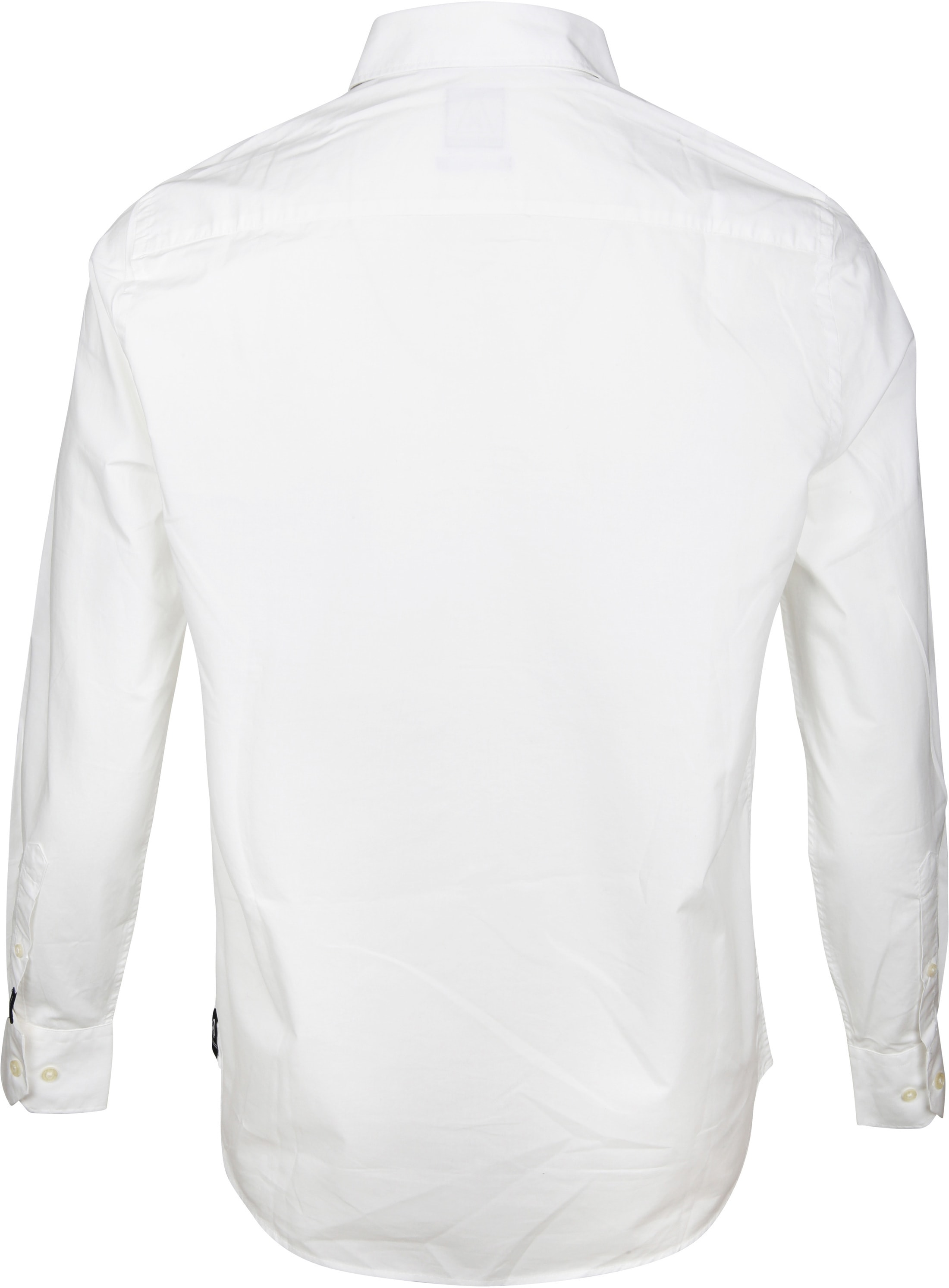 Gaastra Casual Overhemd Royal White foto 2
