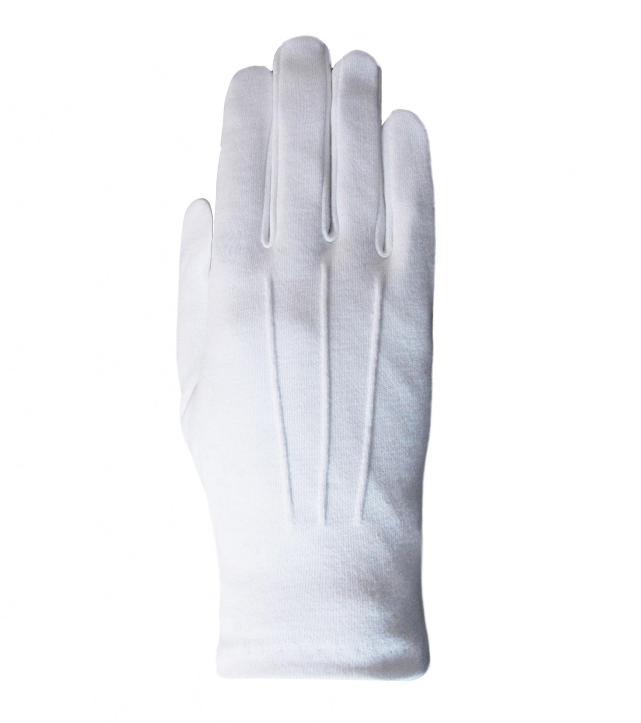Gala Handschoen Wit foto 0