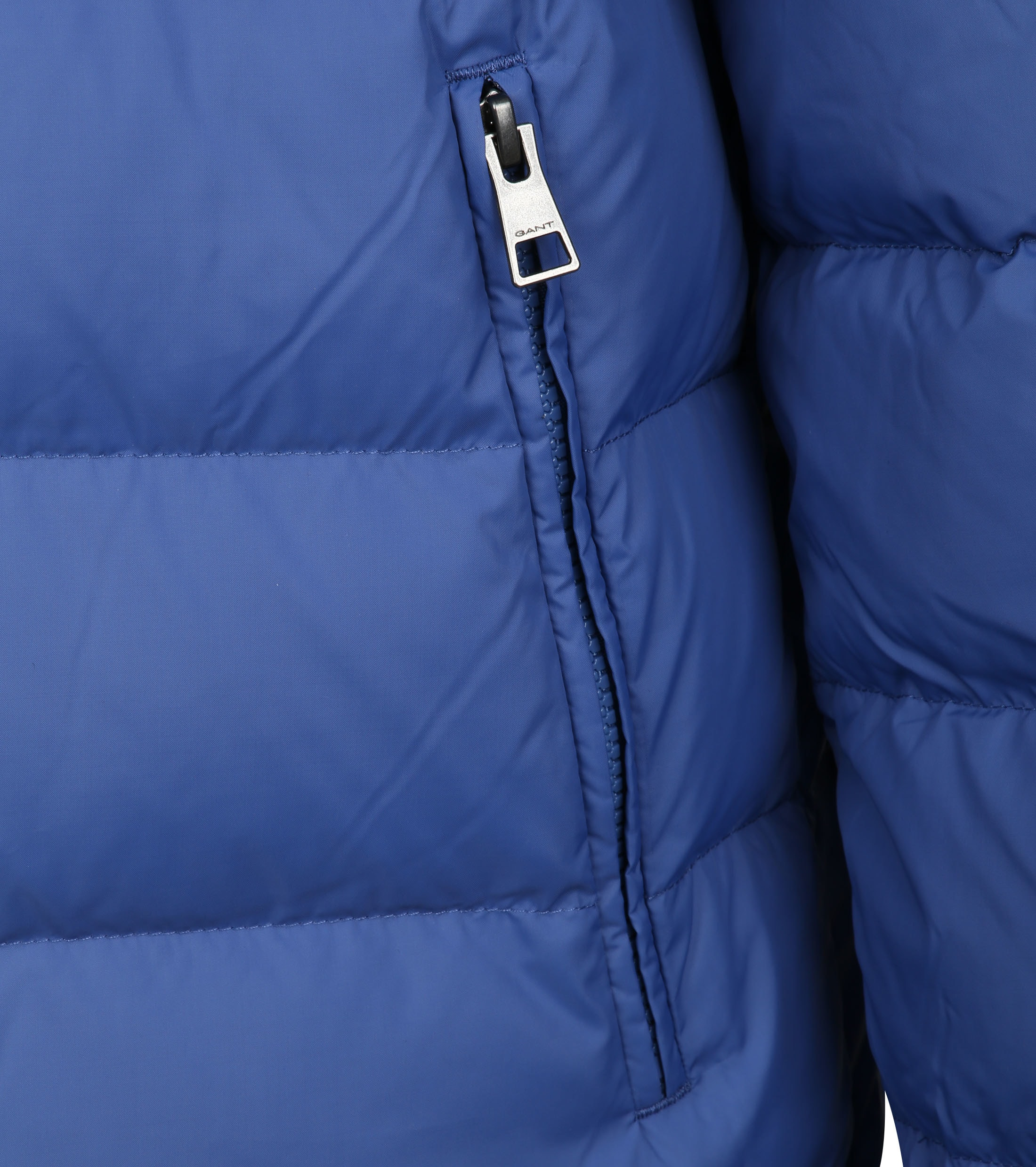 Gant Active Cloud Jacket Blauw foto 3