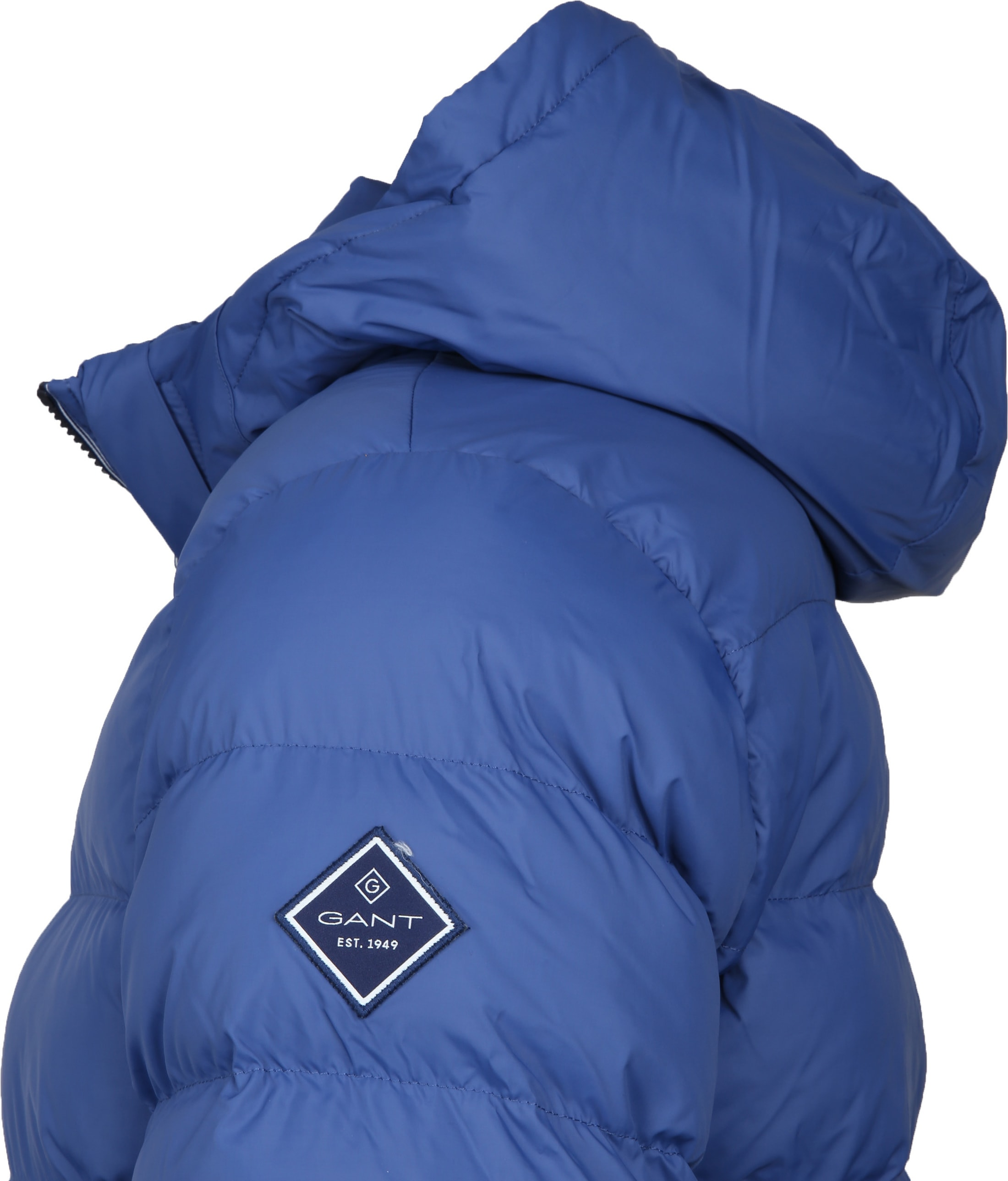 Gant Active Cloud Jacket Blauw foto 4