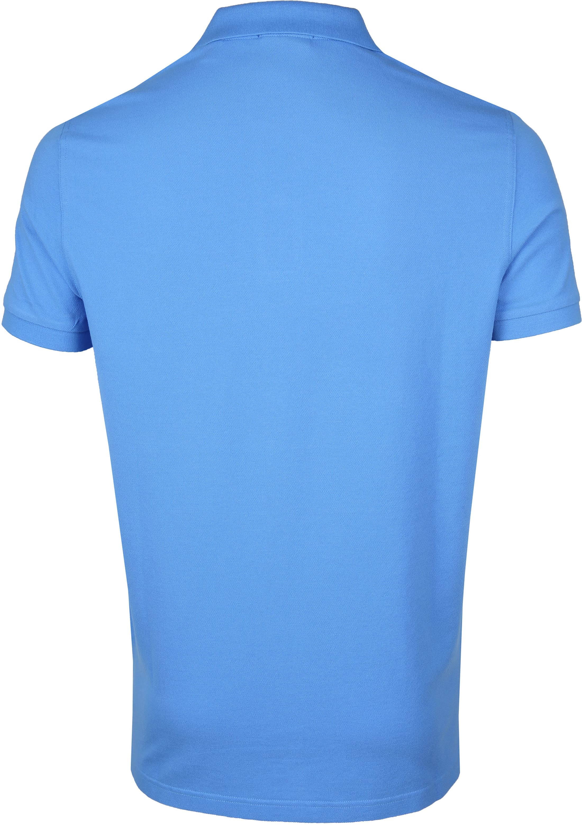Gant Basic Polo Blauw