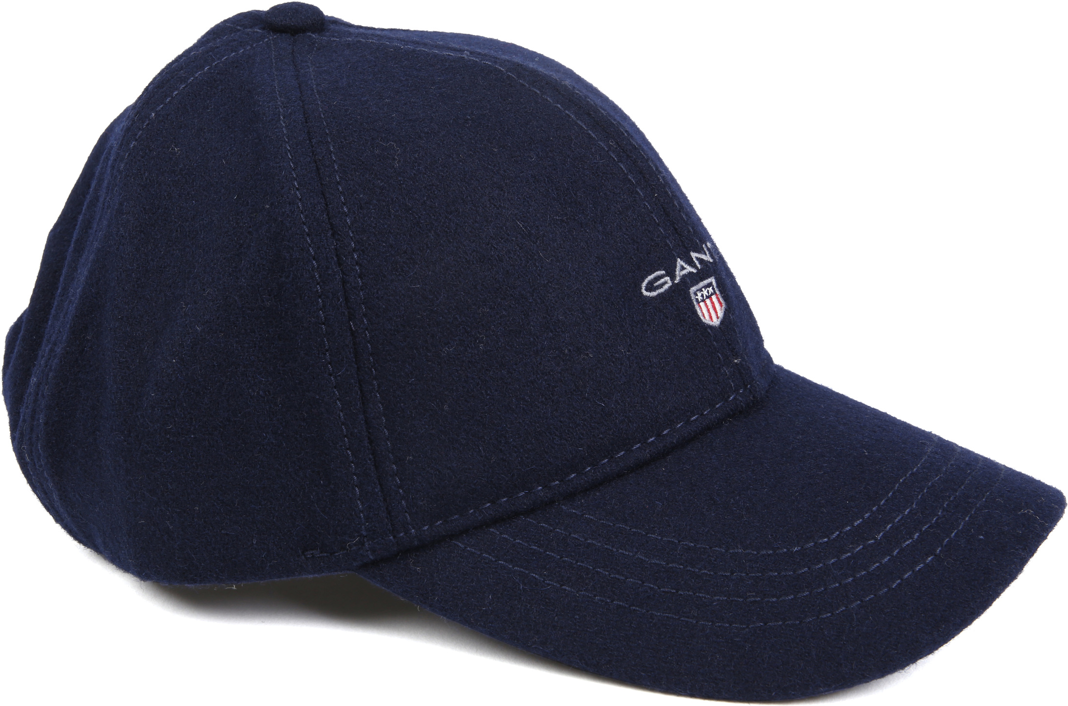 6edaaa54959 Gant Cap Melton Navy 9900006-405