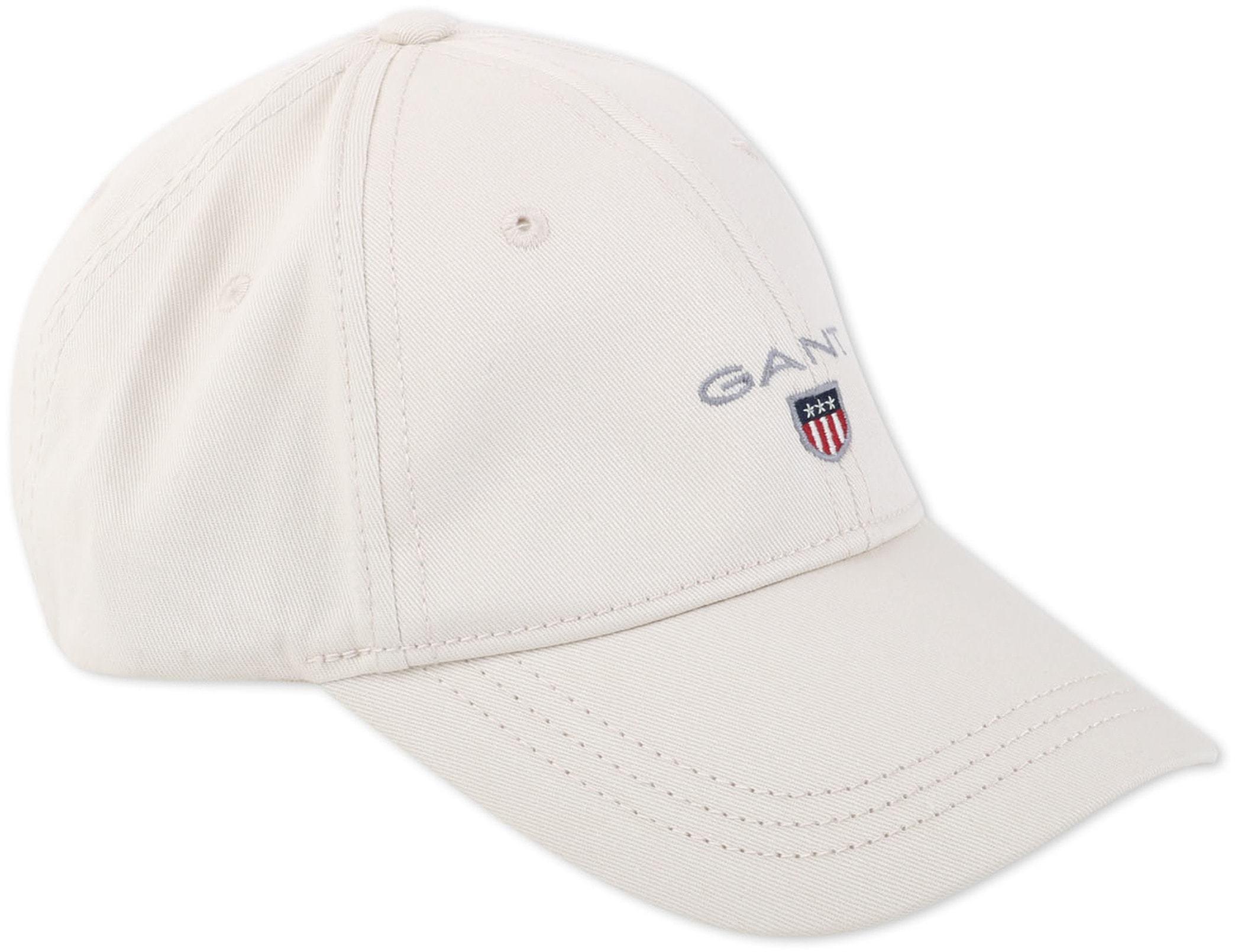 Gant Cap Twill Off-White foto 0