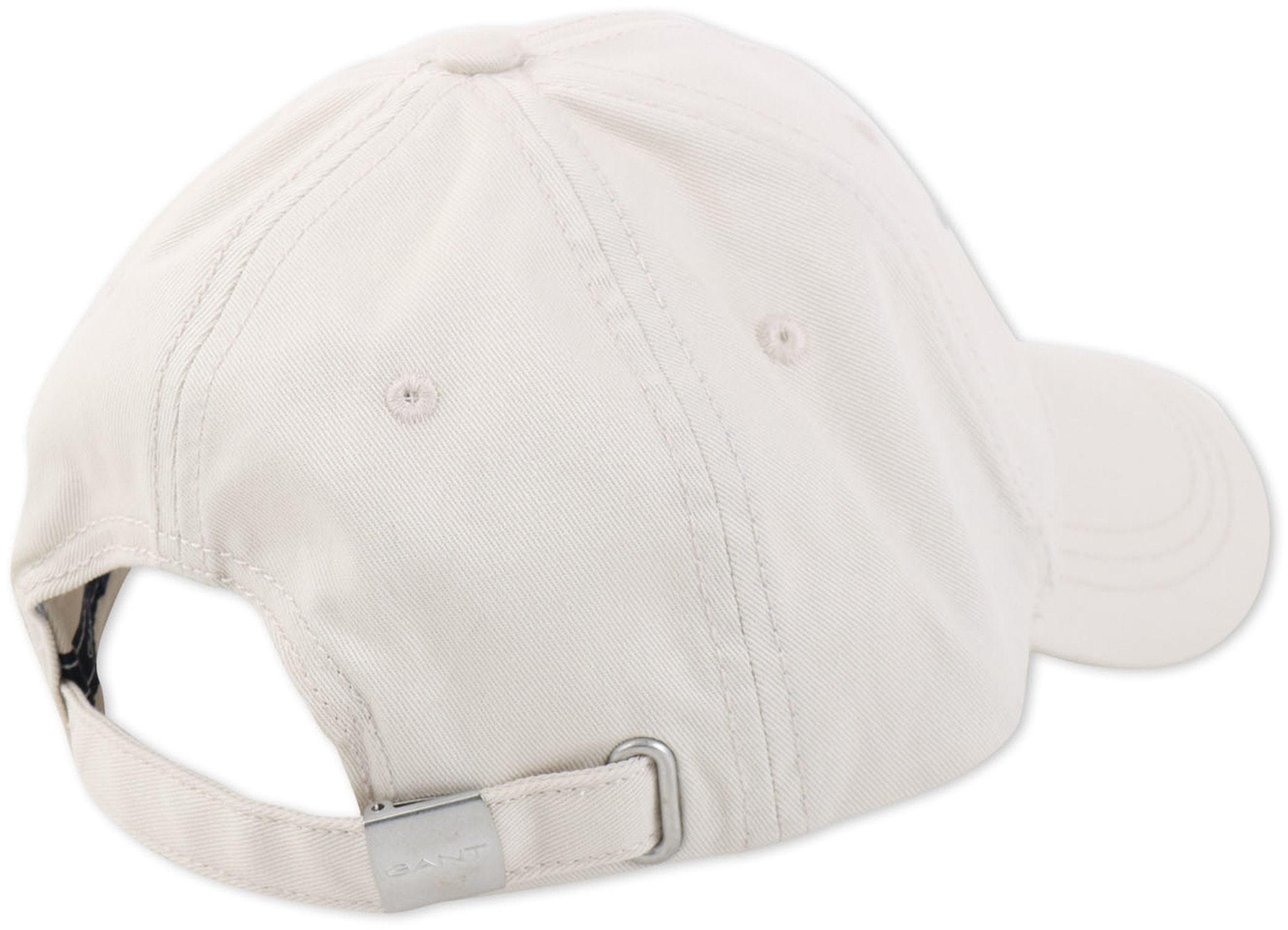 Gant Cap Twill Off-White foto 1