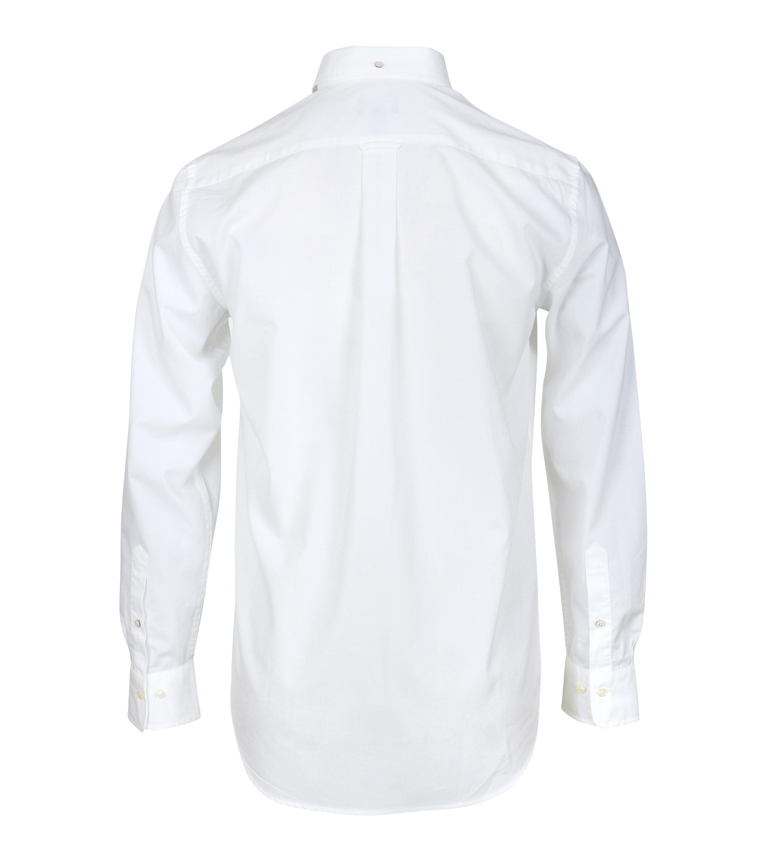 Gant Casual Overhemd Uni Wit foto 3