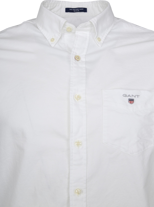 Gant Casual Shirt Oxford White foto 2