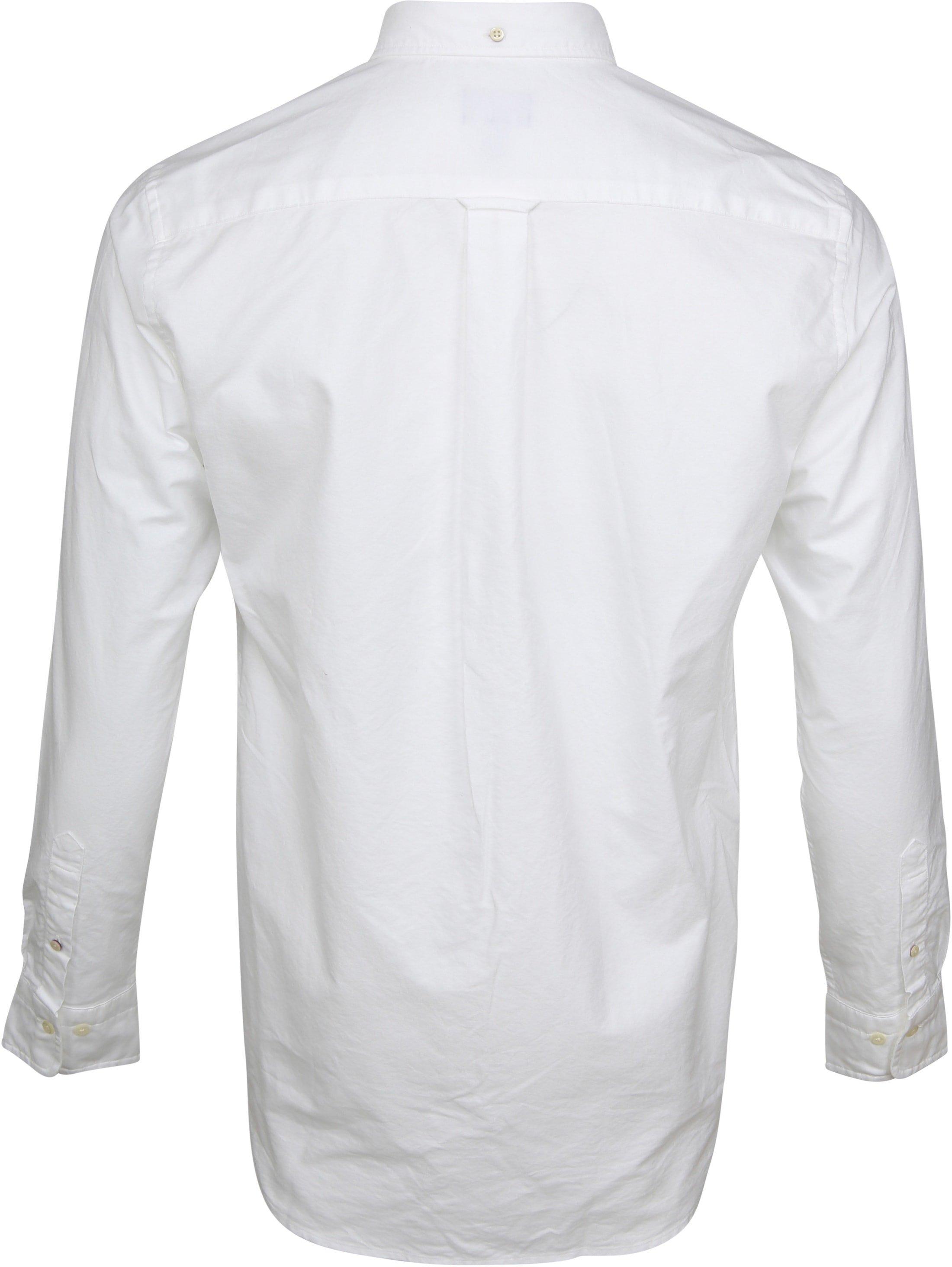 Gant Casual Shirt Oxford White foto 3