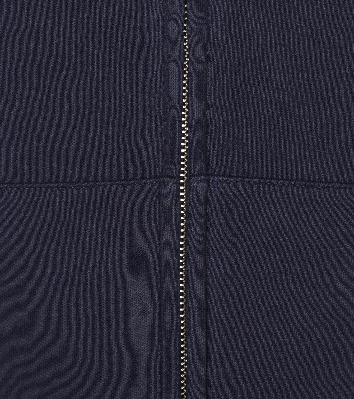 Gant Full Zip Original Vest Donkerblauw