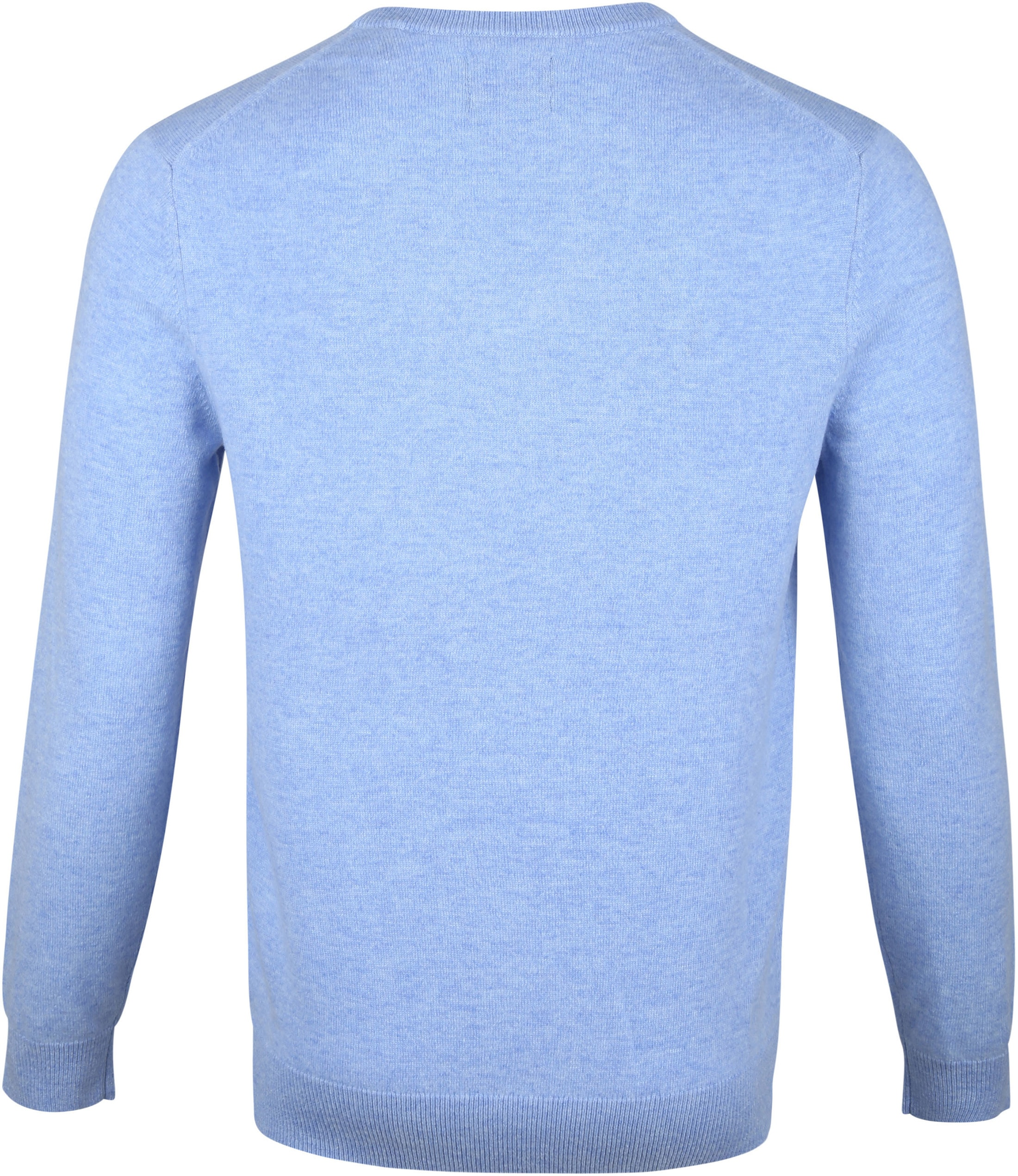 Gant Lambswool Pullover Light Blue photo 3