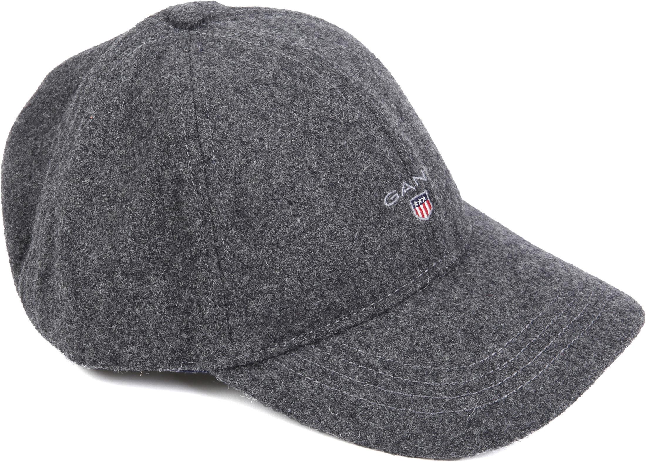 c2ef6d898a0 Gant Melton Cap Dark Grey 9900006-92 order online