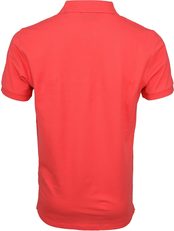 Gant Poloshirt Basic Pink foto 3