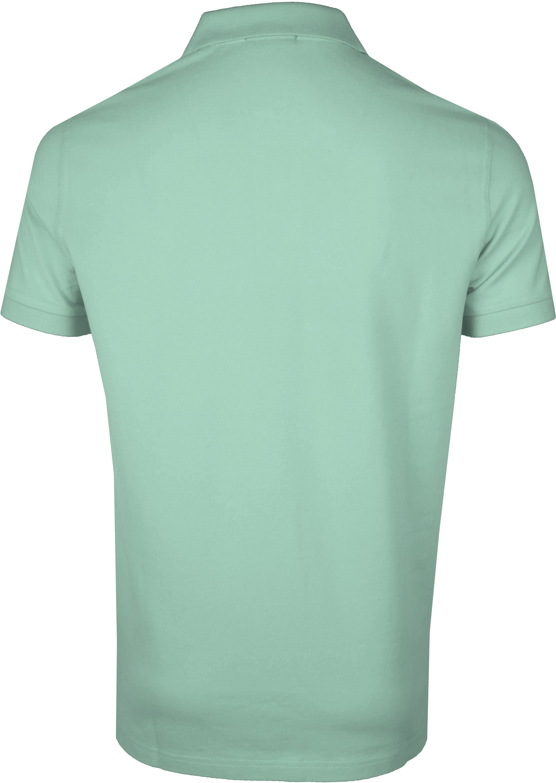 Gant Poloshirt Rugger Lichtgroen
